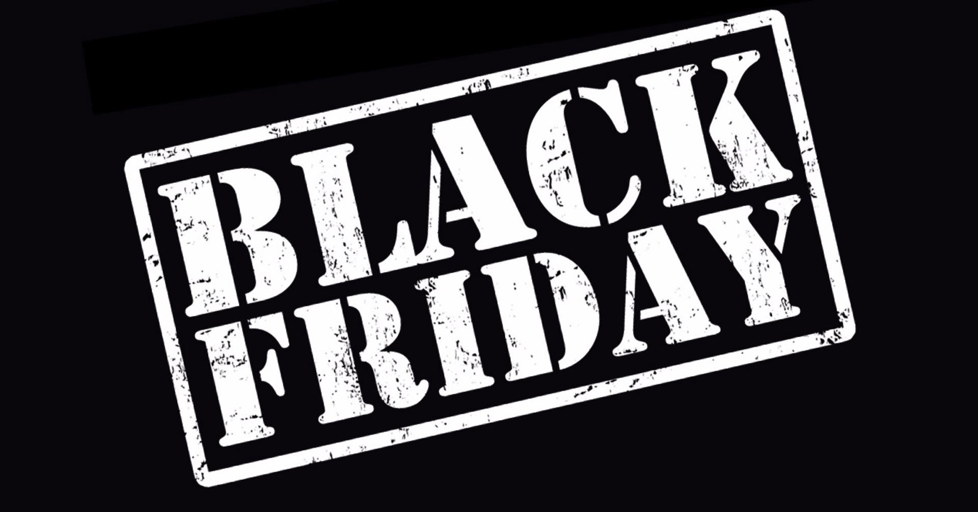 Black Friday Deals - black-friday