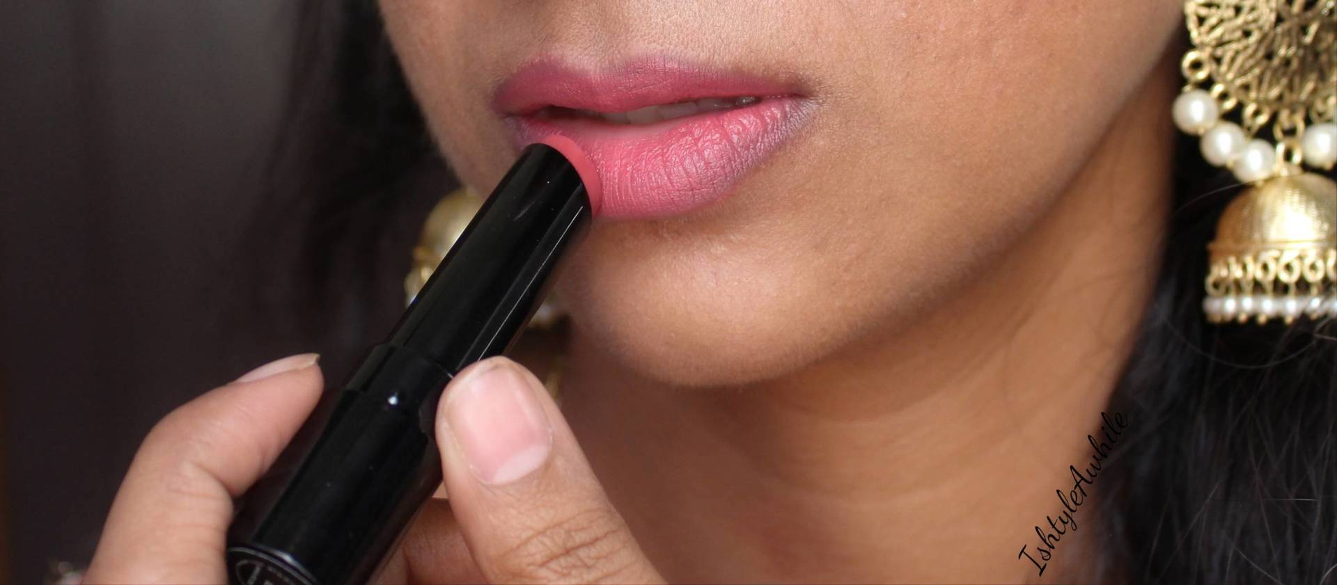 IshtyleAwhile - Vegan lipstick brand in india