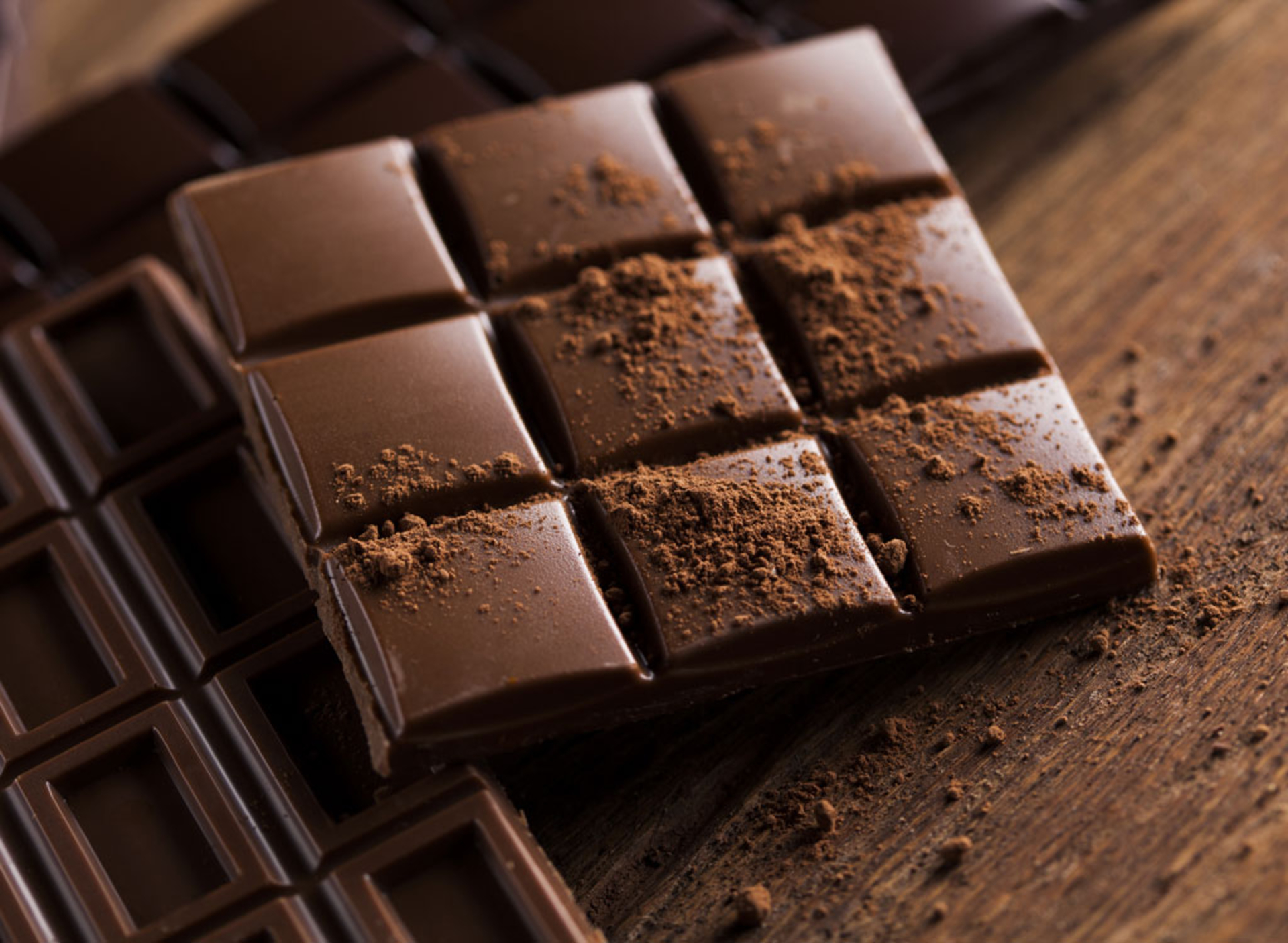_Girlinskinnyfit_ - dark-chocolate-bar-squares