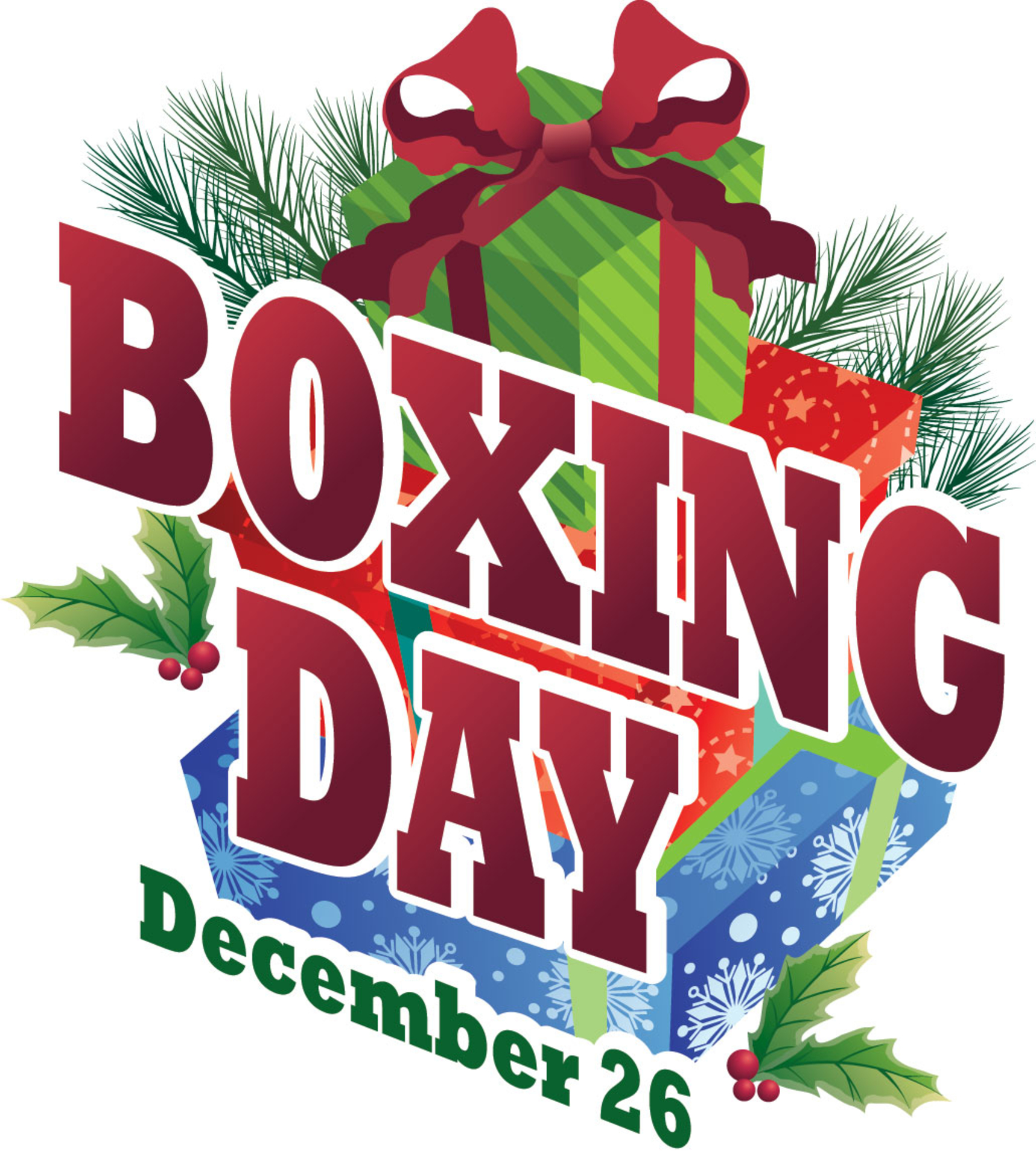 Black Friday Deals - Boxing-Day