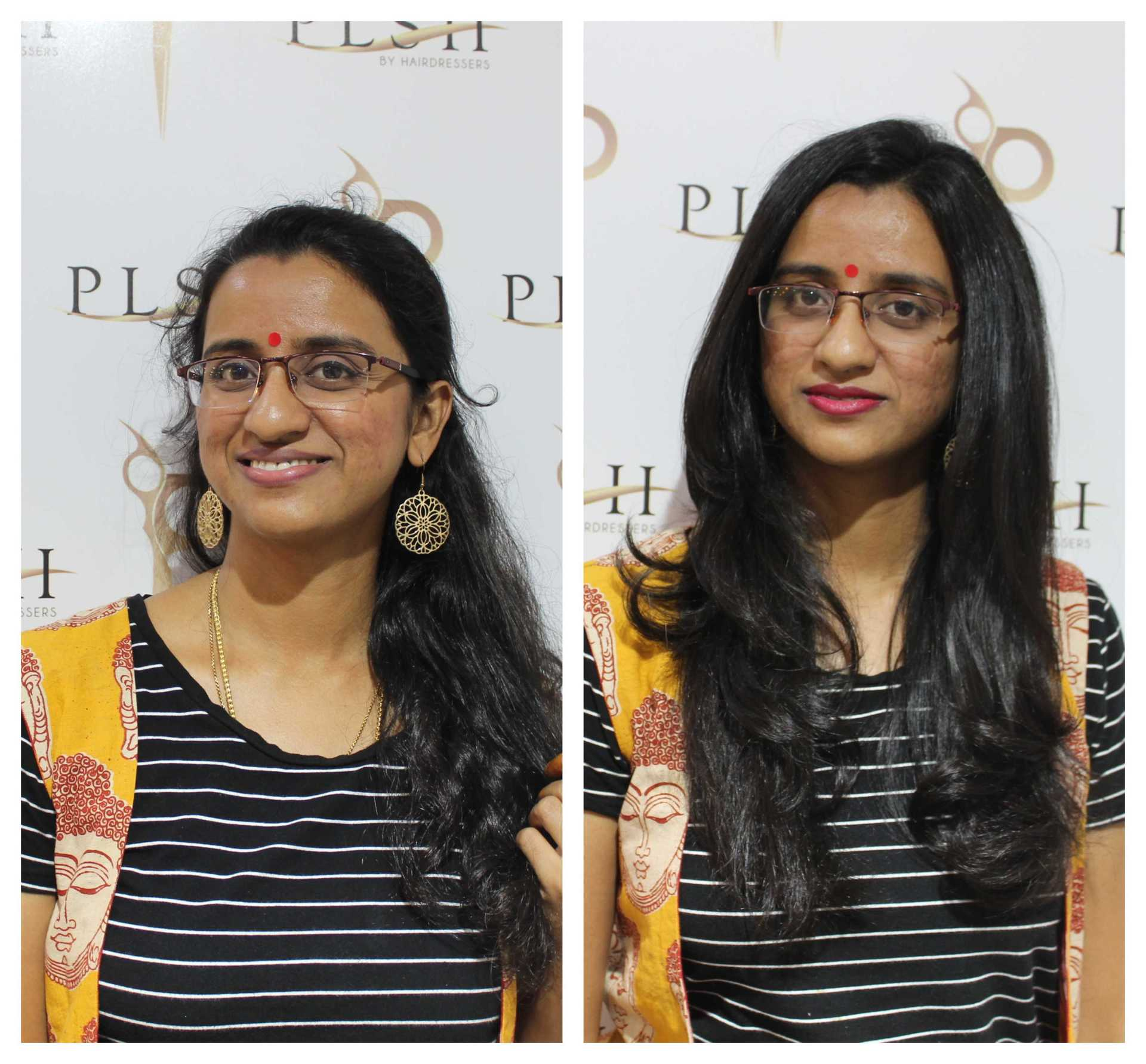 IshtyleAwhile - A Chennai based Indian Fashion Blog - plsh salon in chennai review ishtyleawhile