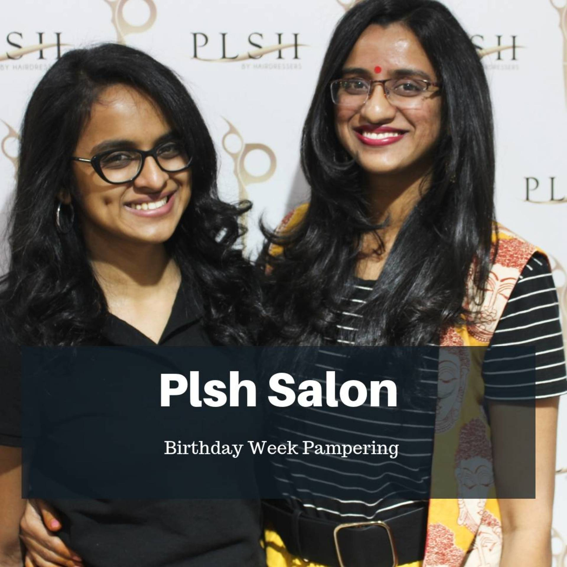 Birthday Pampering at Plsh Salon  image