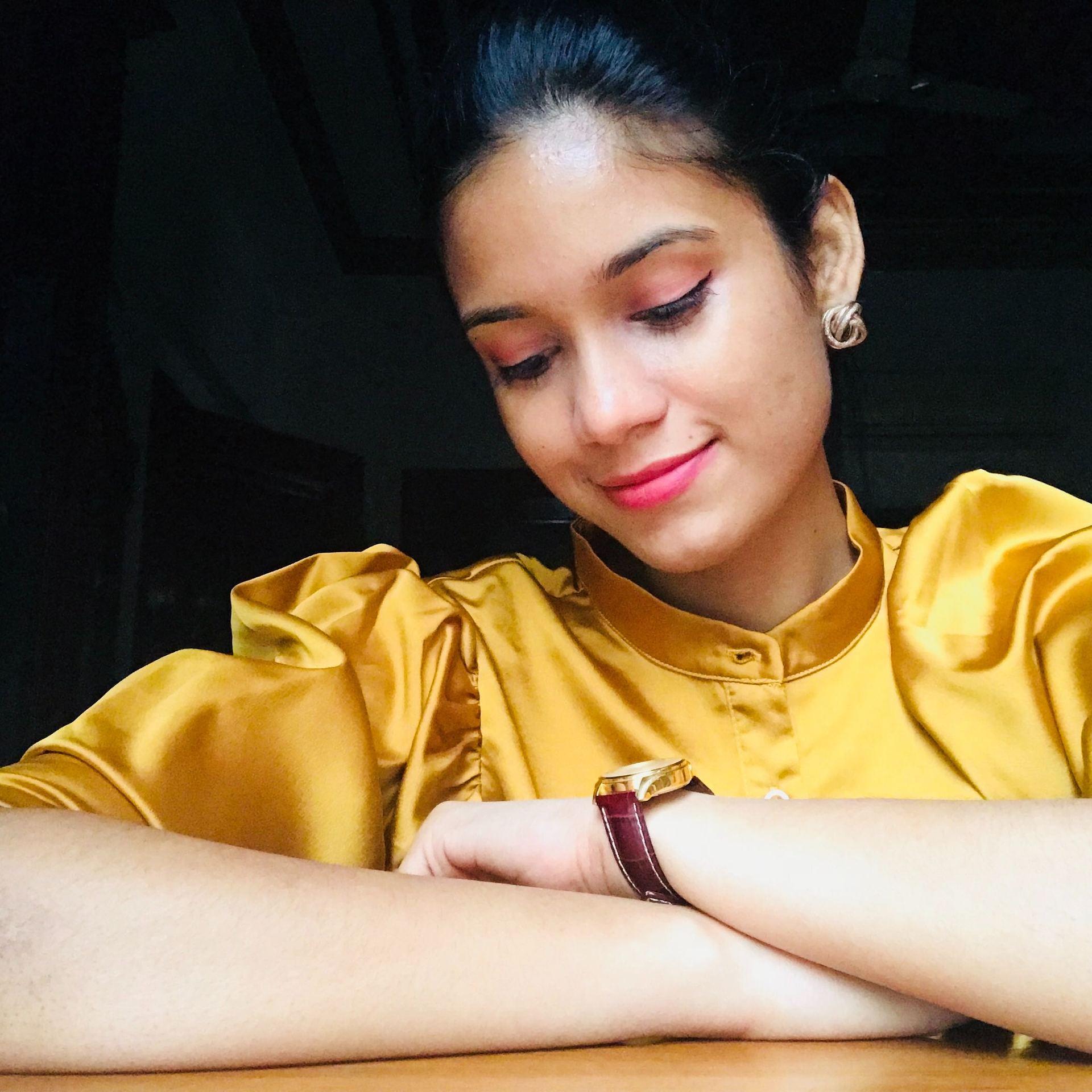 Manasa Chetan profile pic