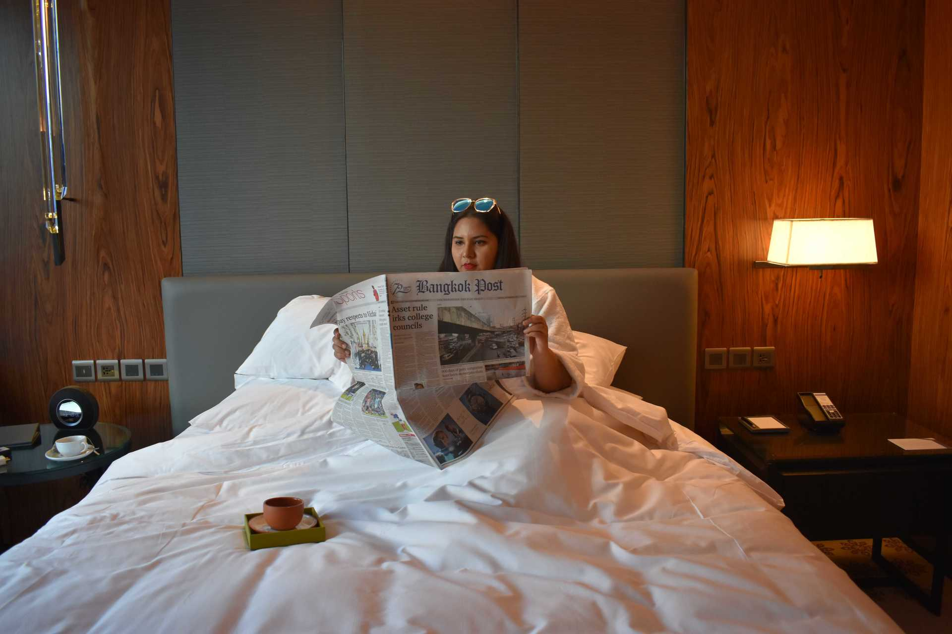 Hyatt Regency Bangkok | Luxury |Thailand image