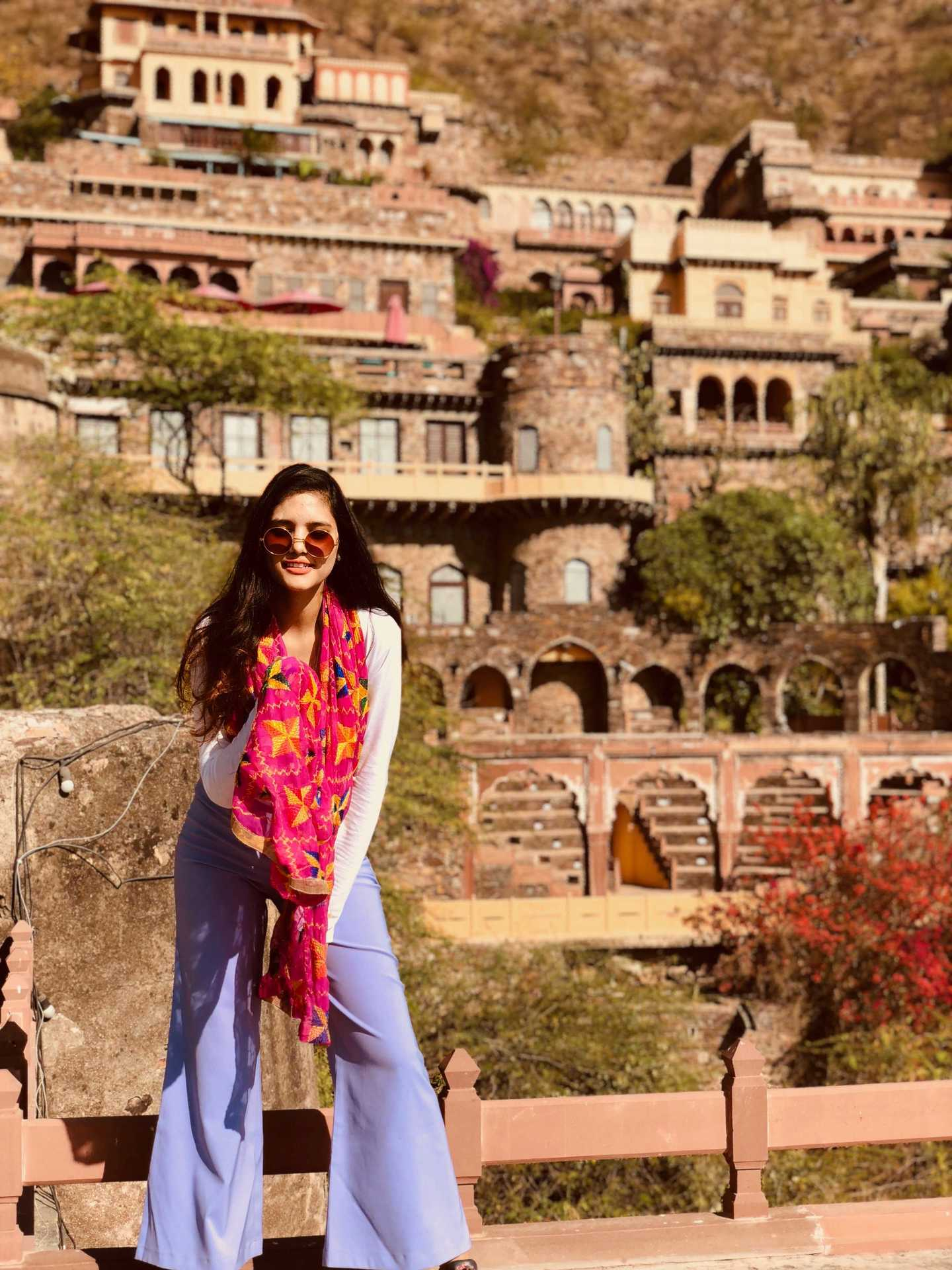 NEEMRANA FORT-PALACE REVIEW image