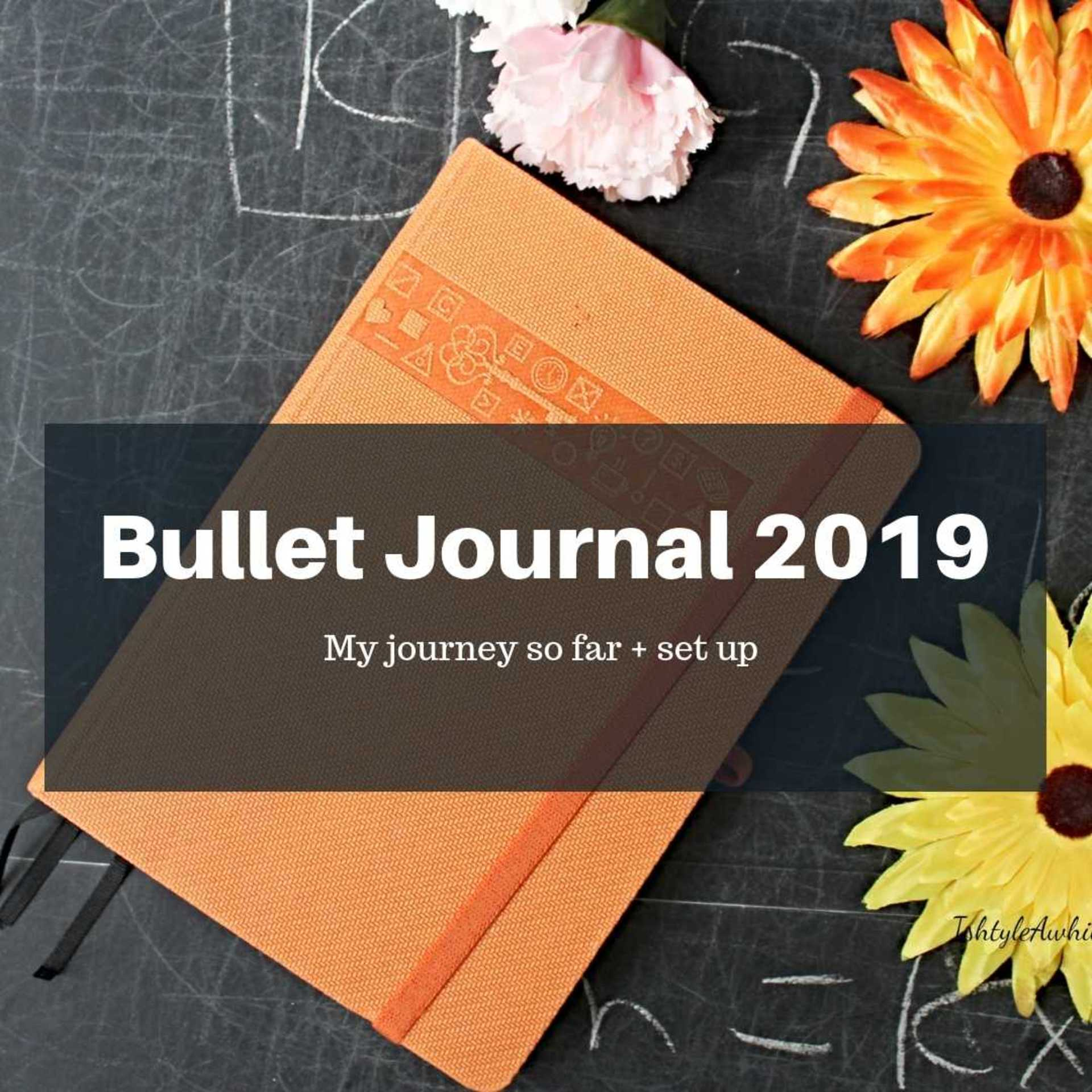 Bullet Journal 2019 image
