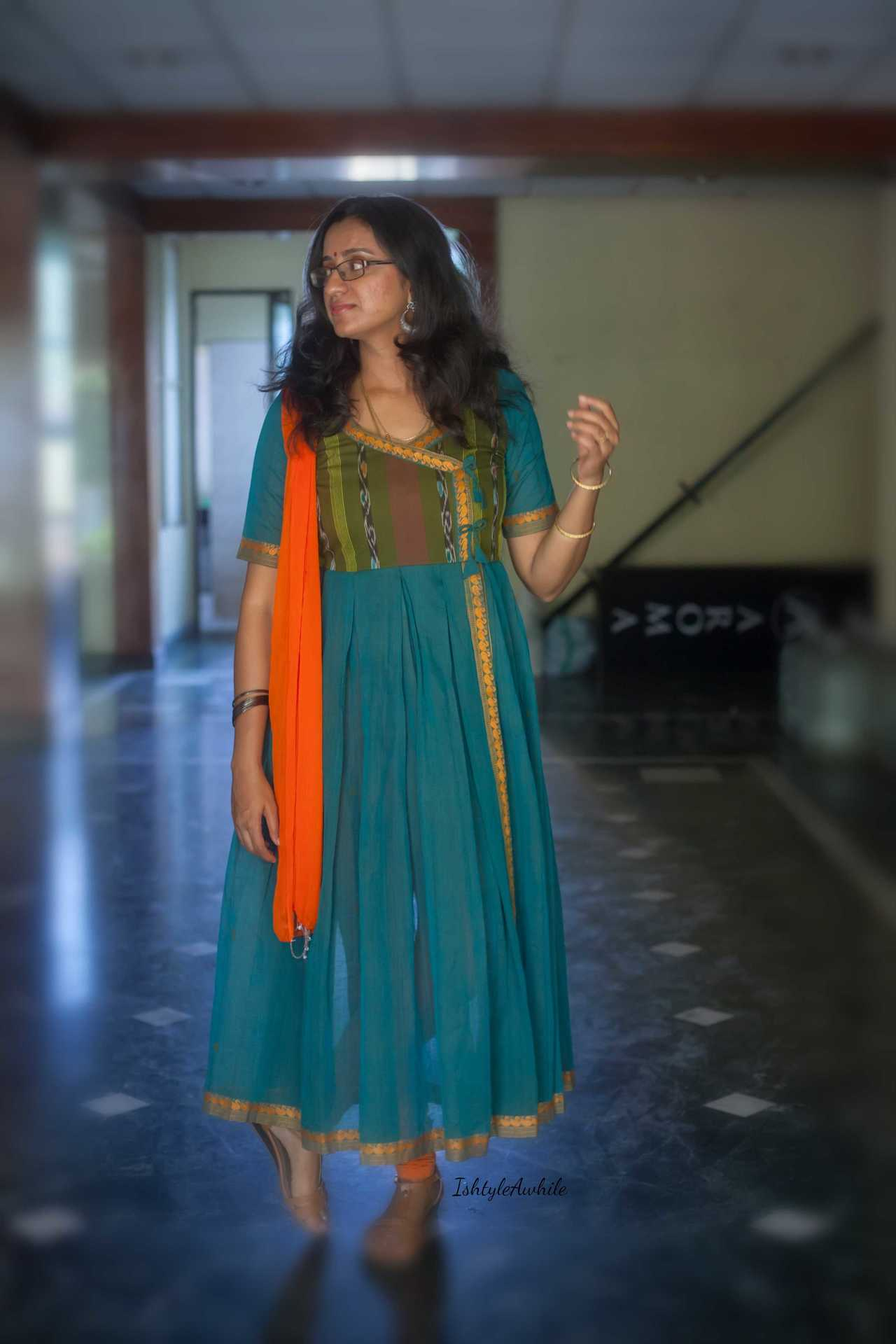 IshtyleAwhile - A Chennai based Indian Fashion Blog - chennai ethnic fashion blogger