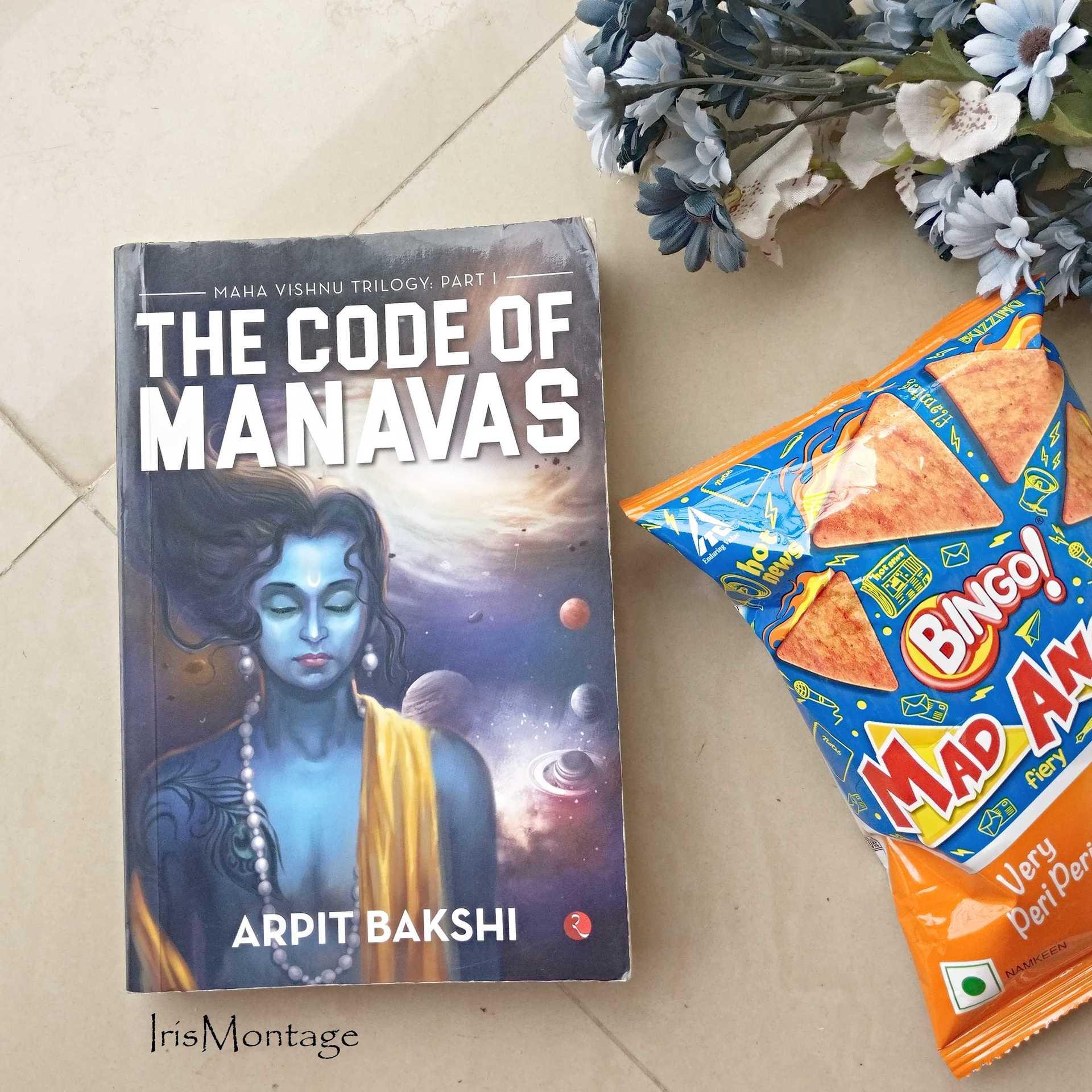 IrisMontage - The_Code_Of_Manavas_arpit bakshi