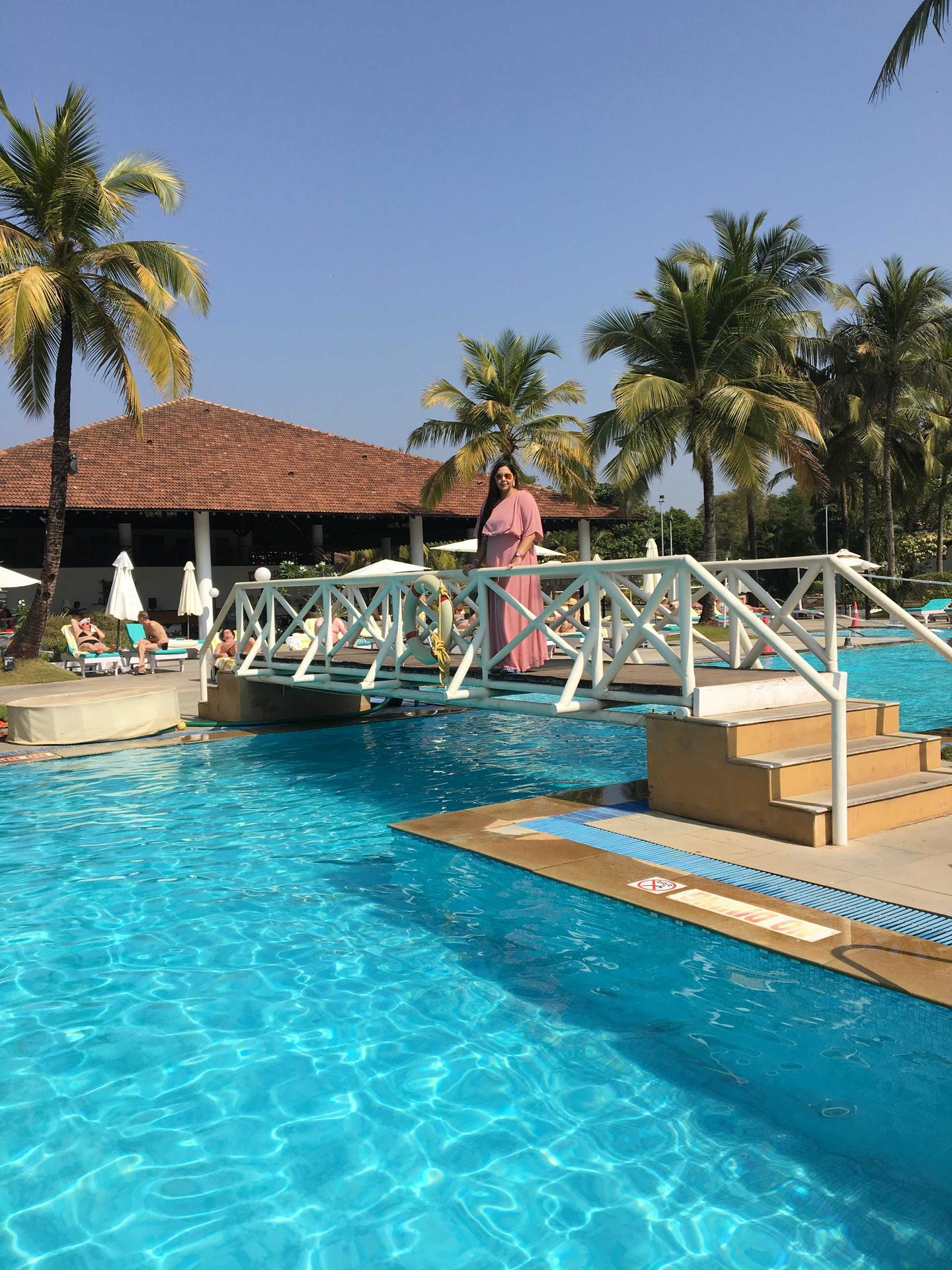 Novotel Dona Sylvia Resort | Goa | Jazzfoodtravelshop image