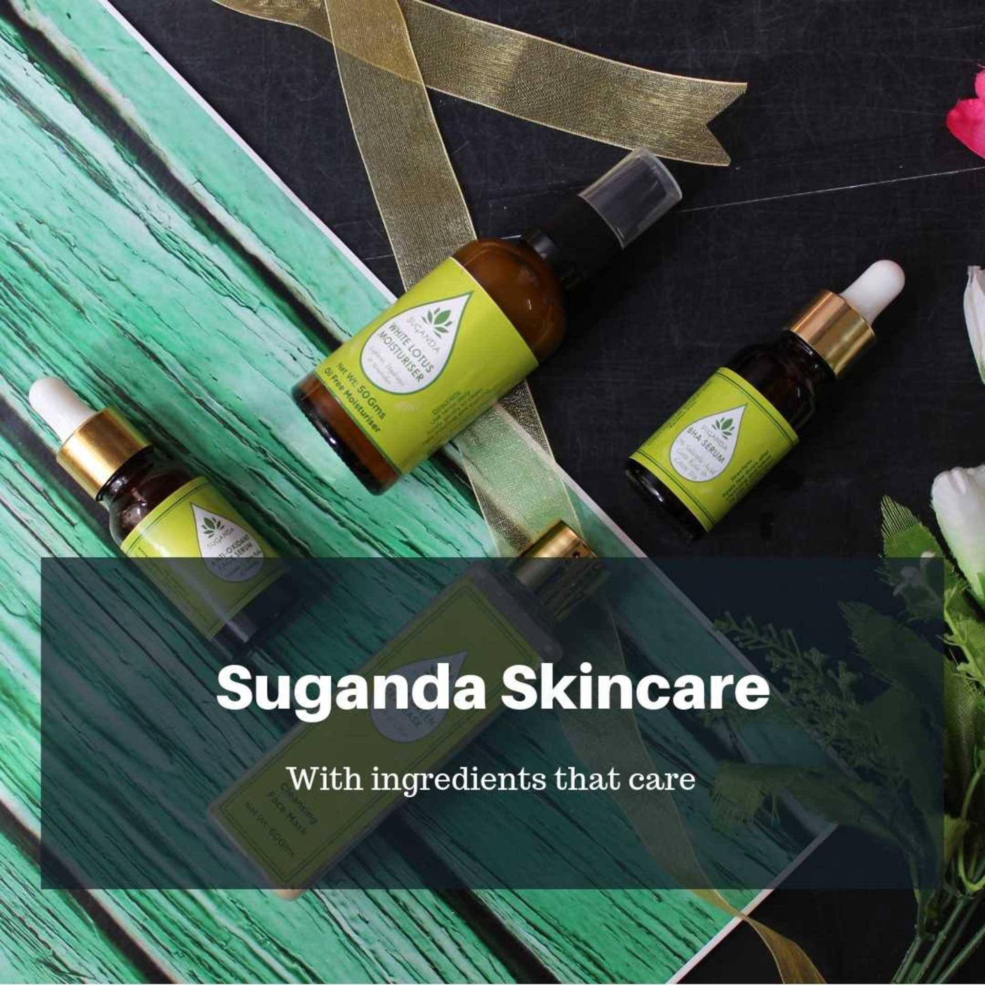 REVIEW: Suganda Skincare Line image