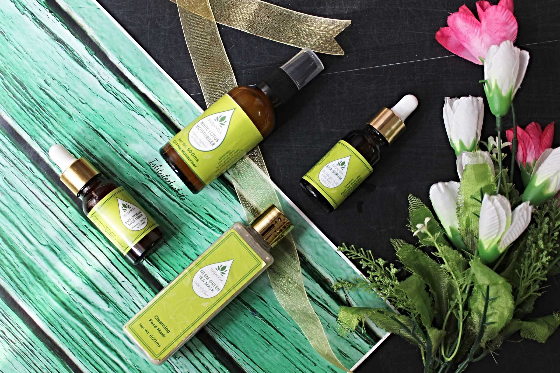 IshtyleAwhile - A Chennai based Indian Fashion Blog - ishtyleawhile organic BHA serum in India