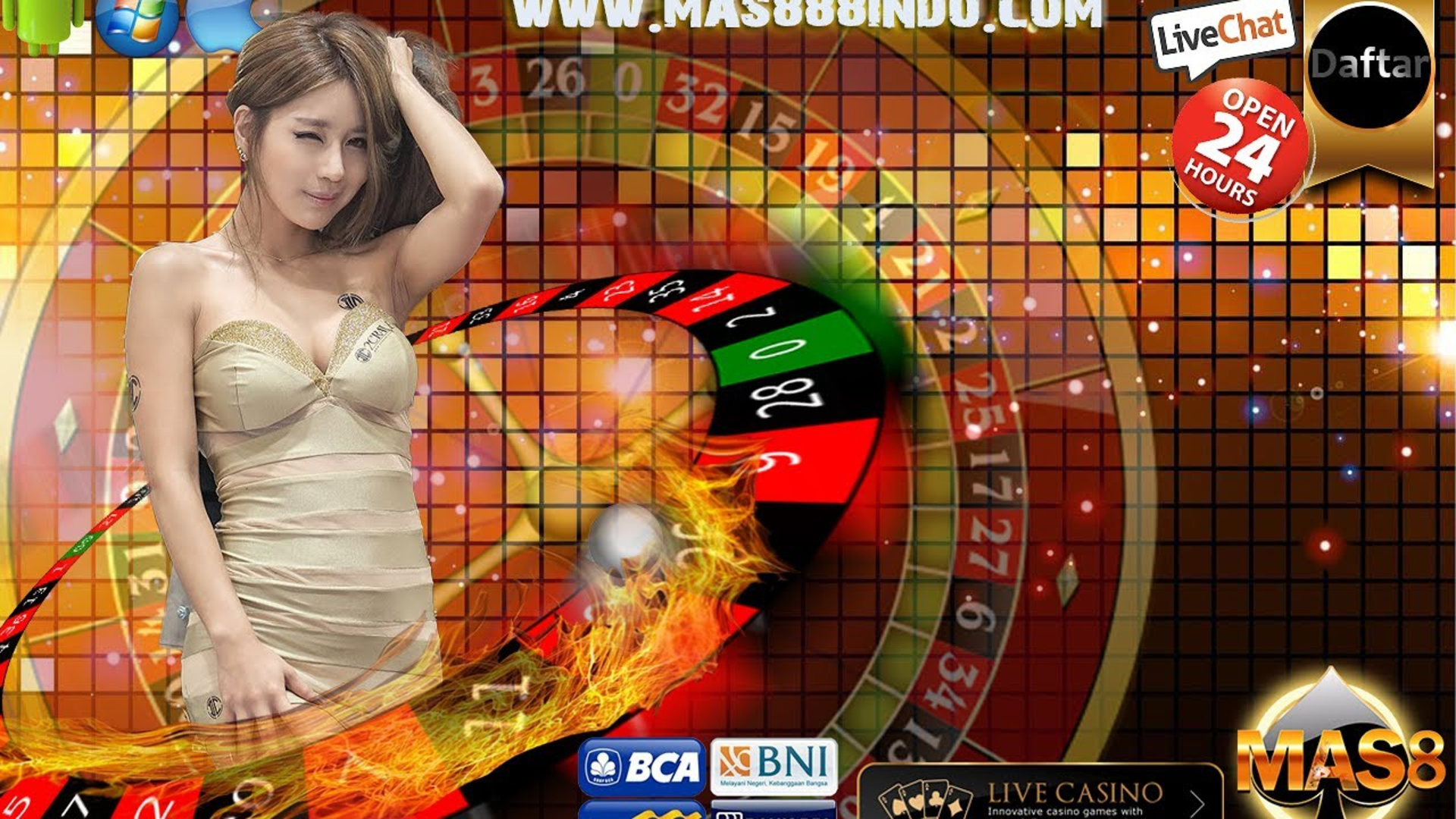 Game Billiard Uang Asli is just one of Indonesian online billiard gaming games  image