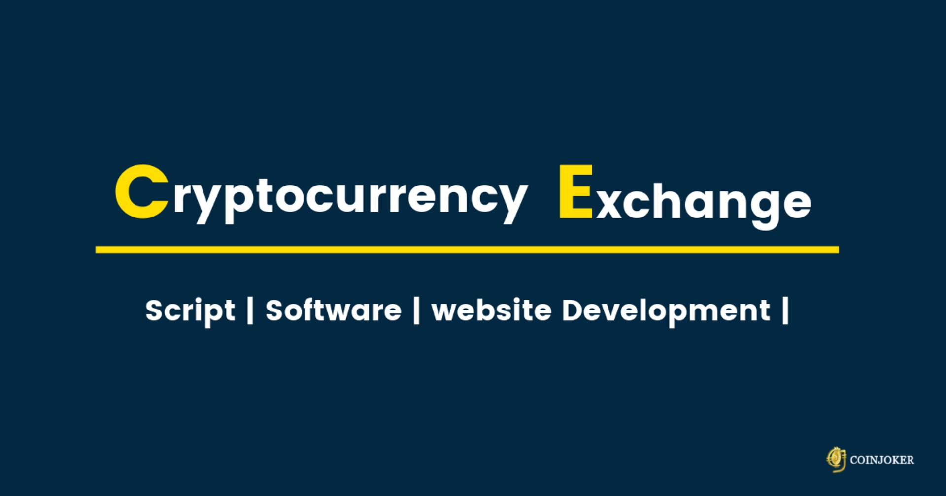 Where to find a well-defined cryptocurrency exchange script? image
