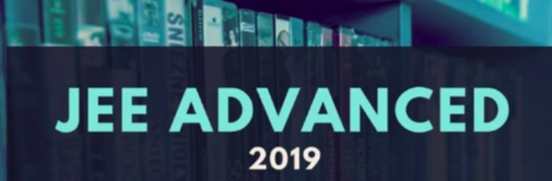 JEE Advanced Participating Institutes 2019 image