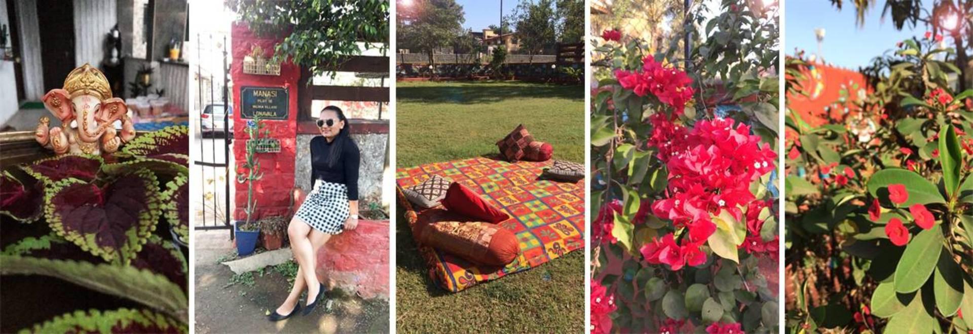 The Jessica Pancholi - Lonavala Garden
