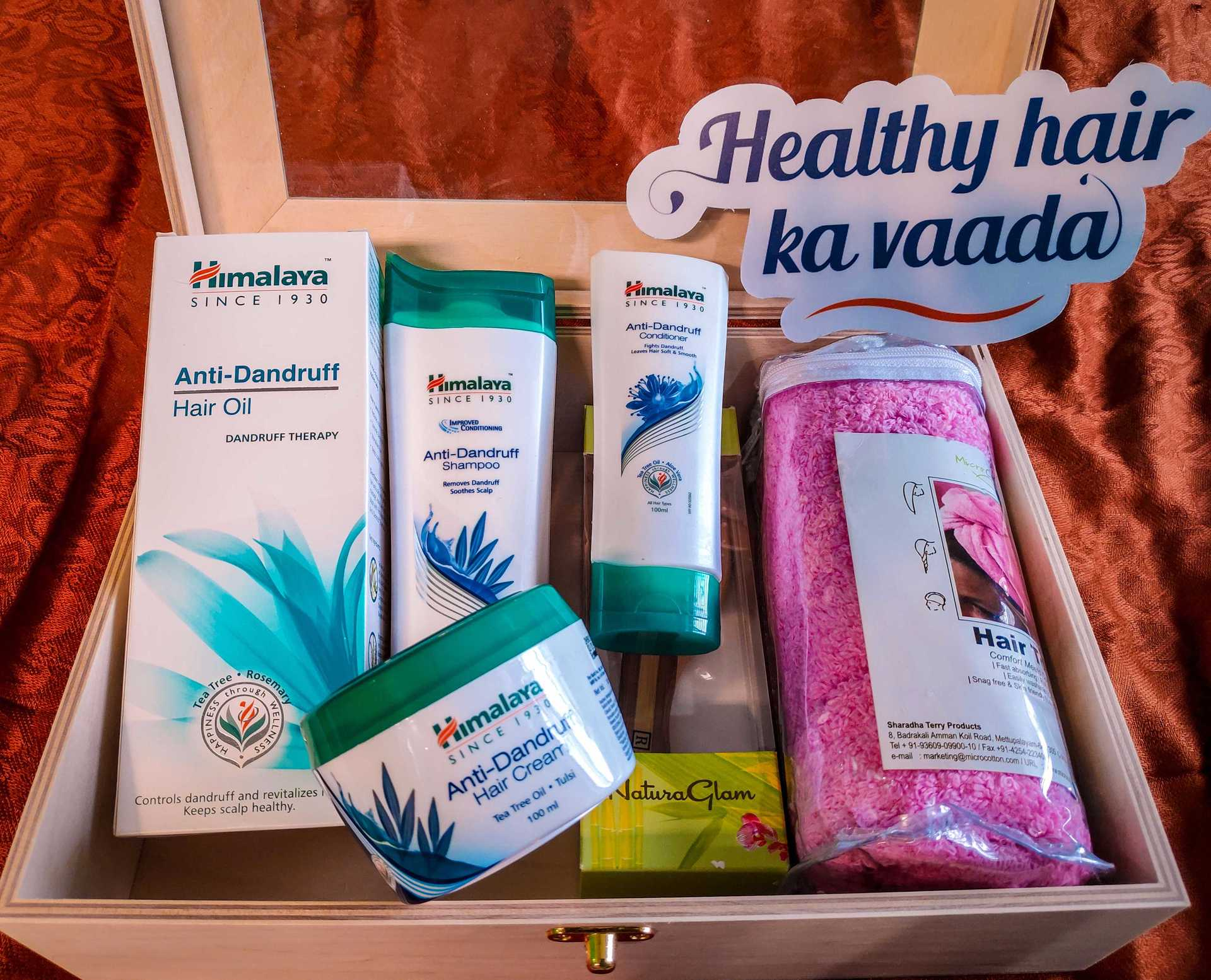 #4FabulousHair : Himalaya Anti-Dandruff Range Review image