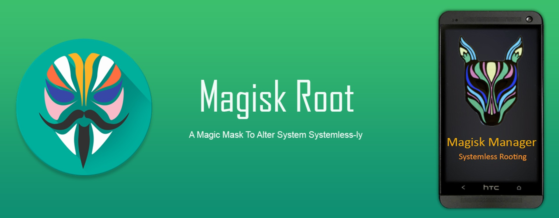 Magisk Root Free Download image