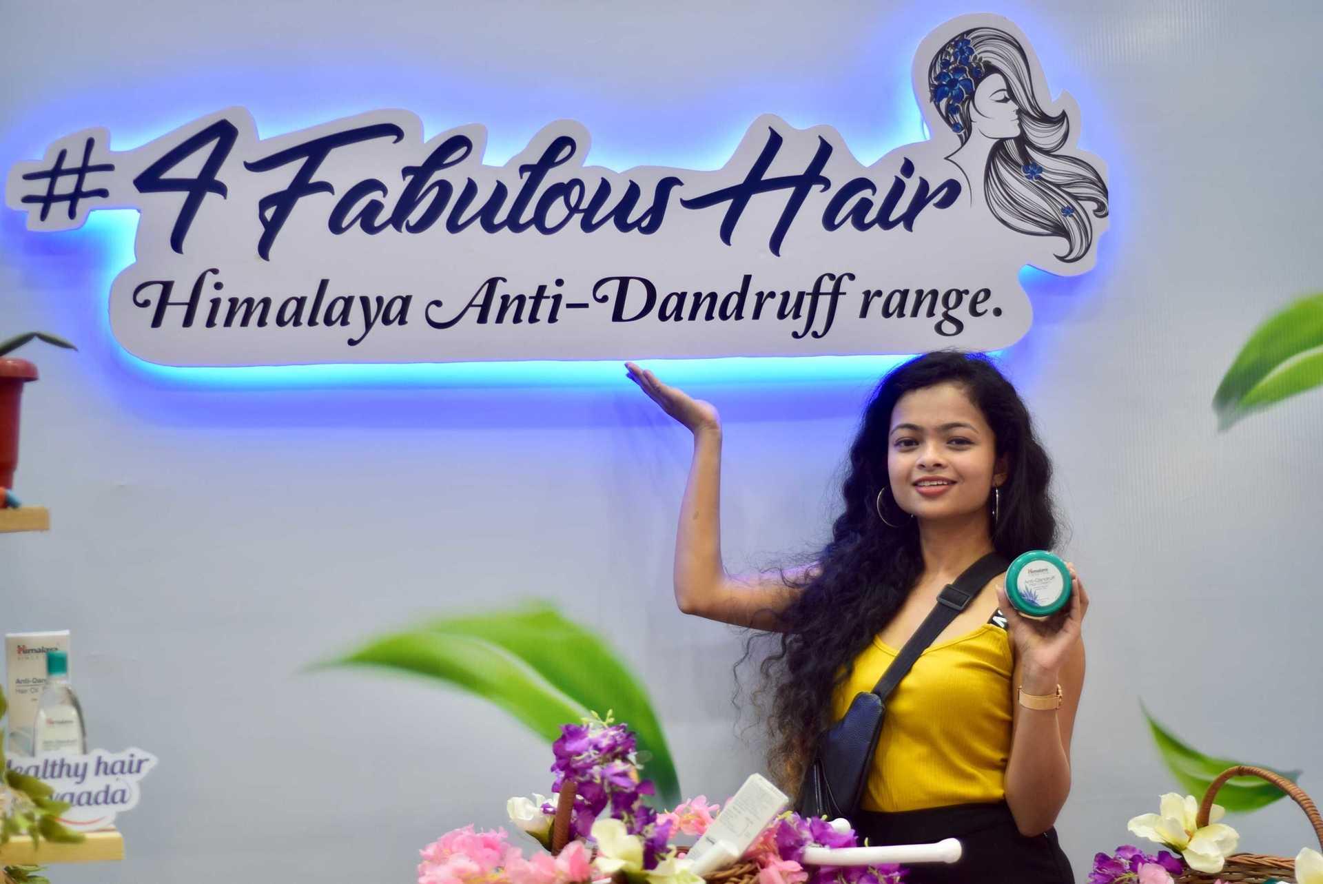Healthy Hair Ka Vaada with Himalaya image