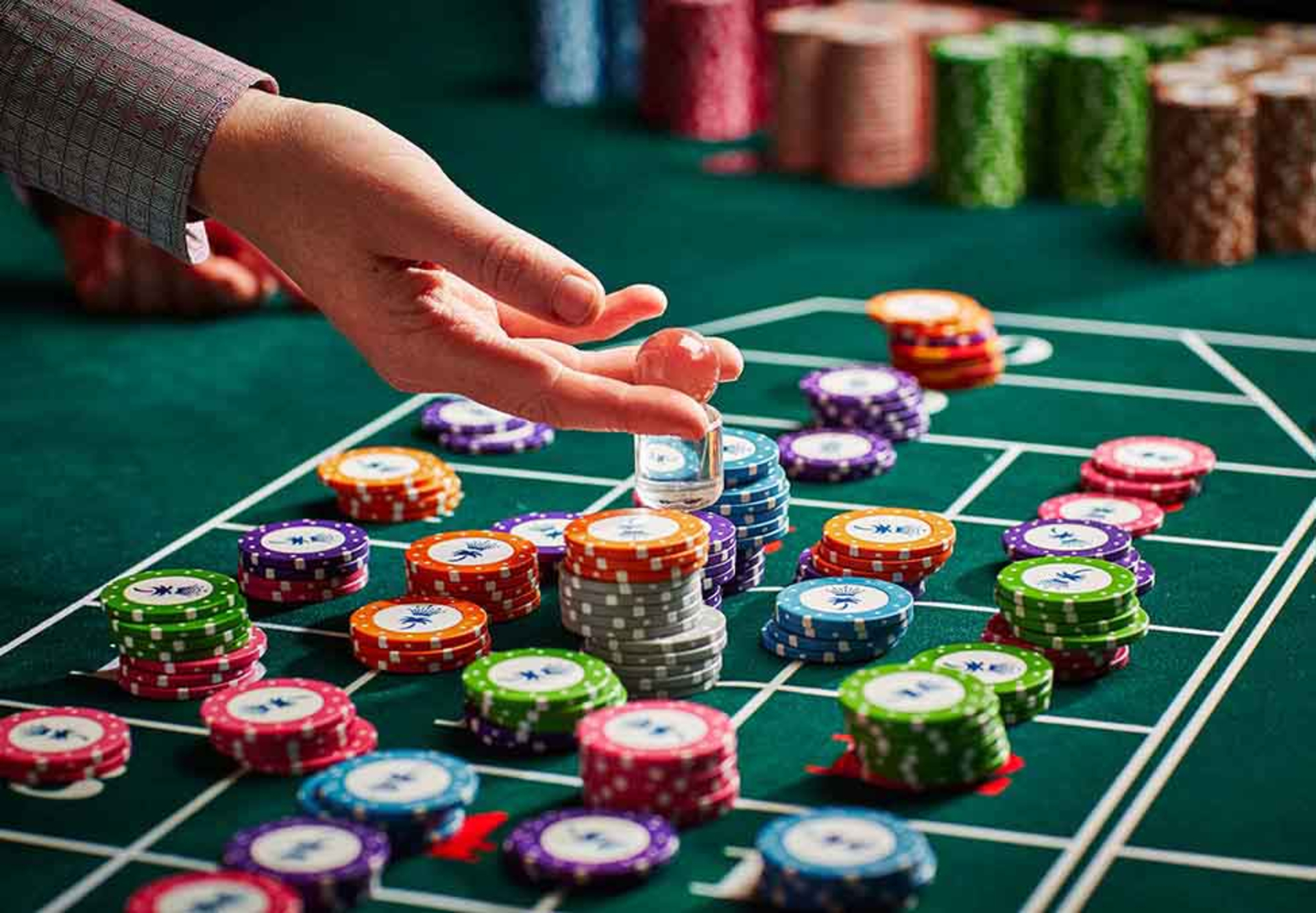 The ABCs of Online Casinos and Patronizing Agen Casino Terbesar image