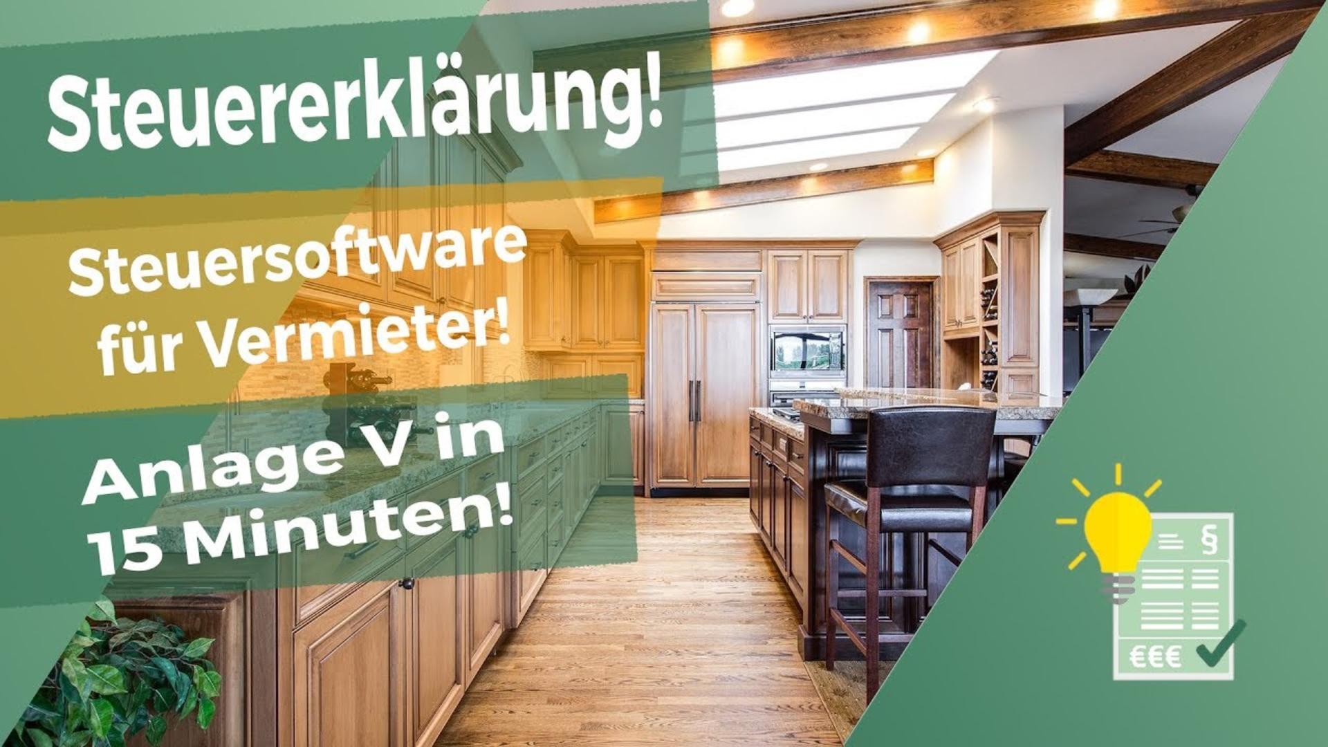 Steuersoftware Vergleich image