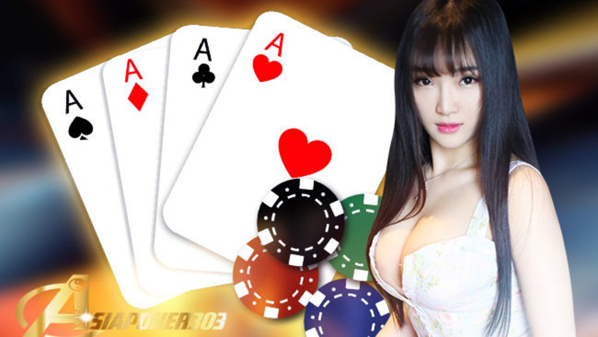 Playing Online Poker -- motobolapoker  domino image