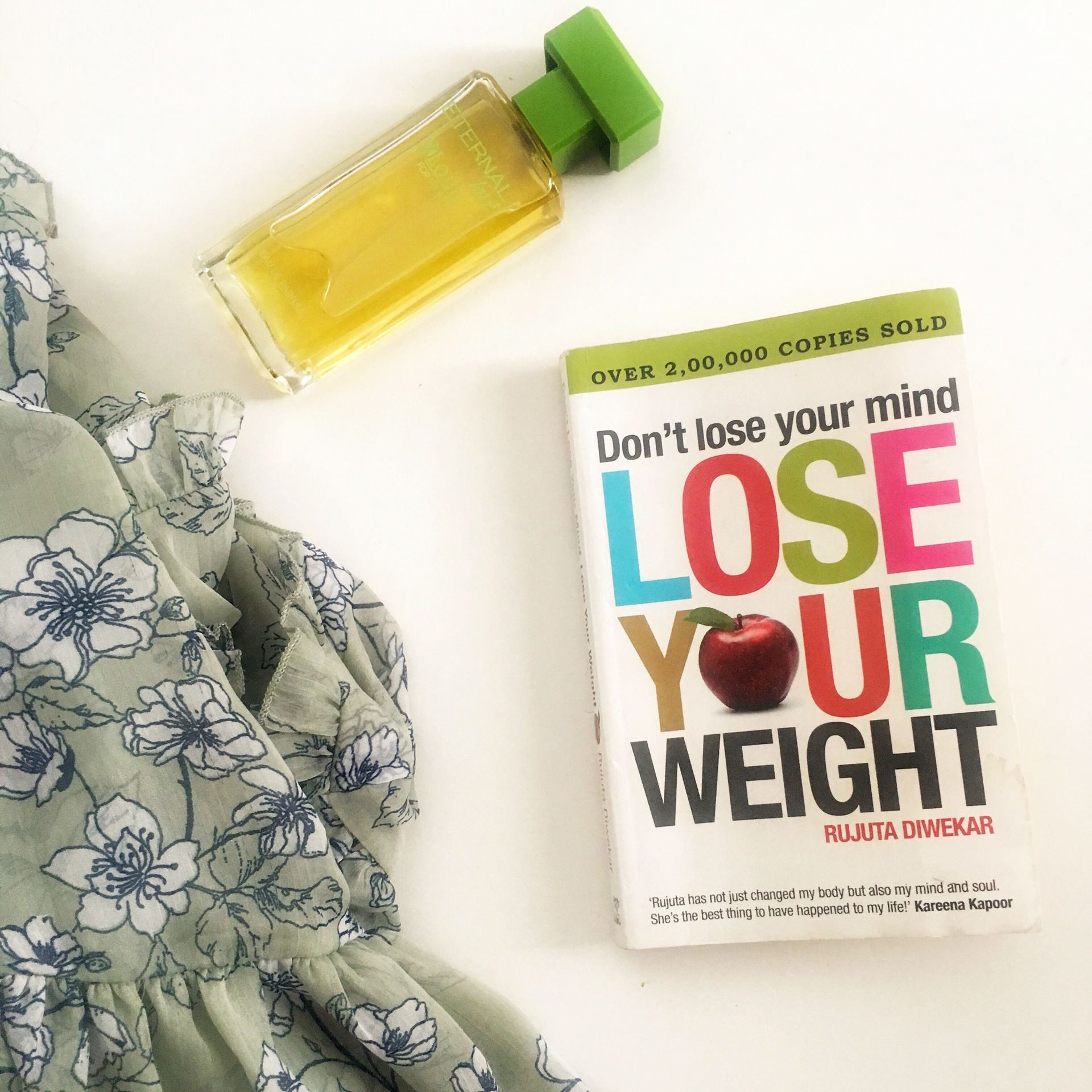 Dont lose your mind. Lose your weight - The Book image