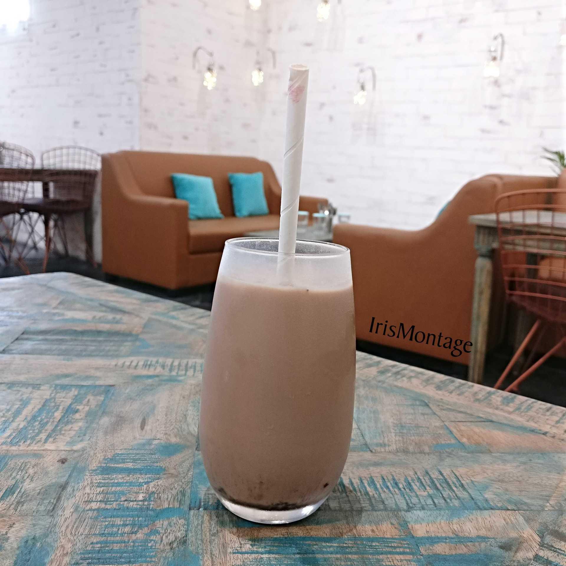 IrisMontage - resto cafe in chennai patissez