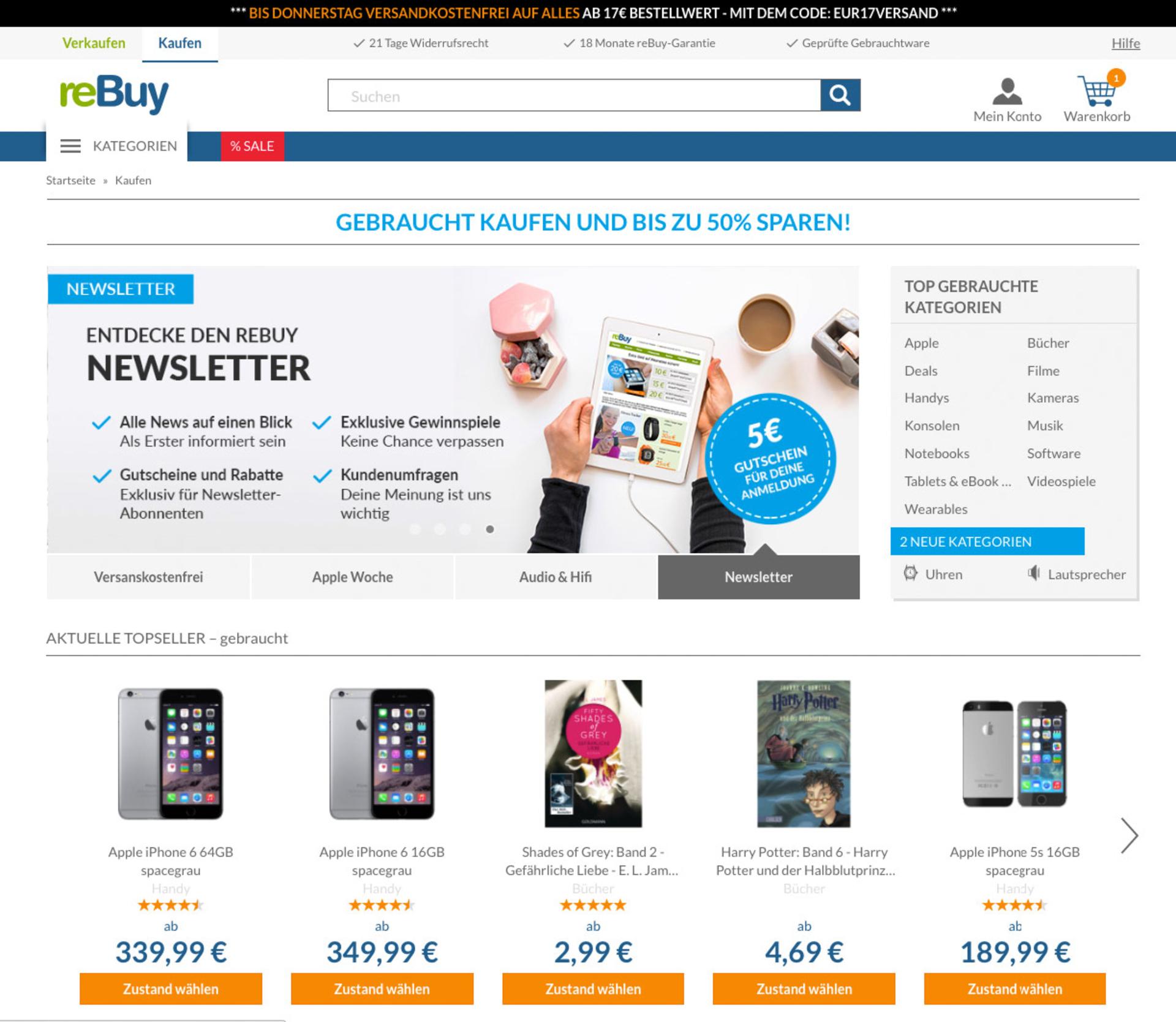 Tipps zu Rabattcodes, Aktionen und die Welt der Online-Shops -- Ein Fazit image