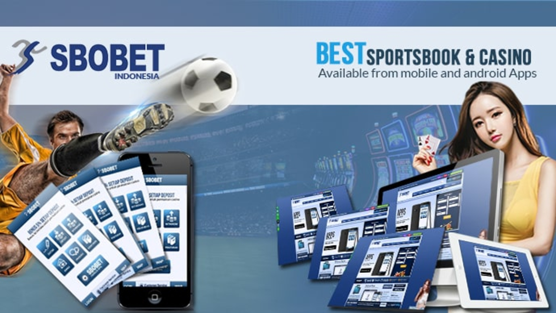 Sbobet Mobile's Edge image