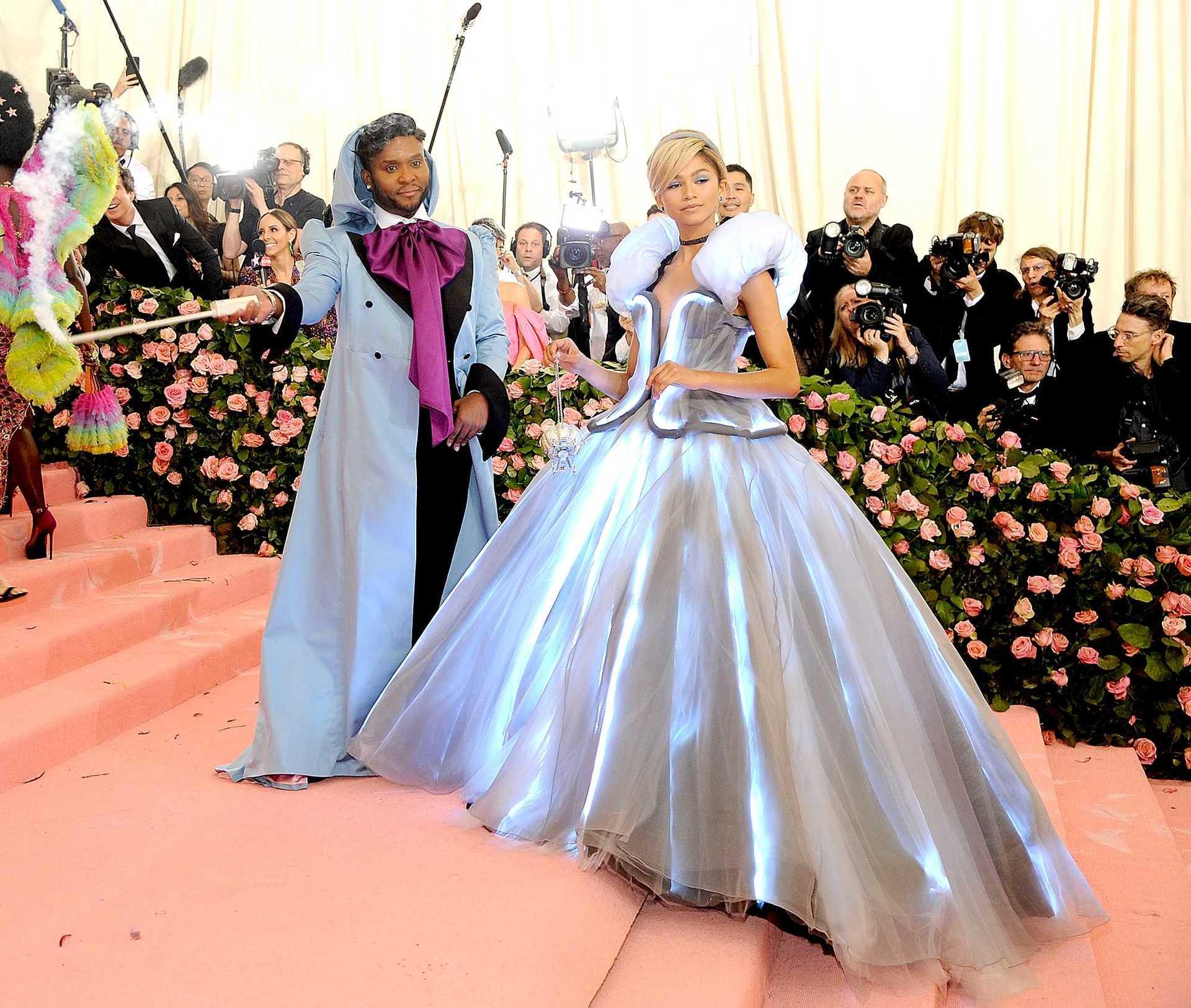 Of Wheres And Wears - Zendaya-Met-Gala-Cinderella