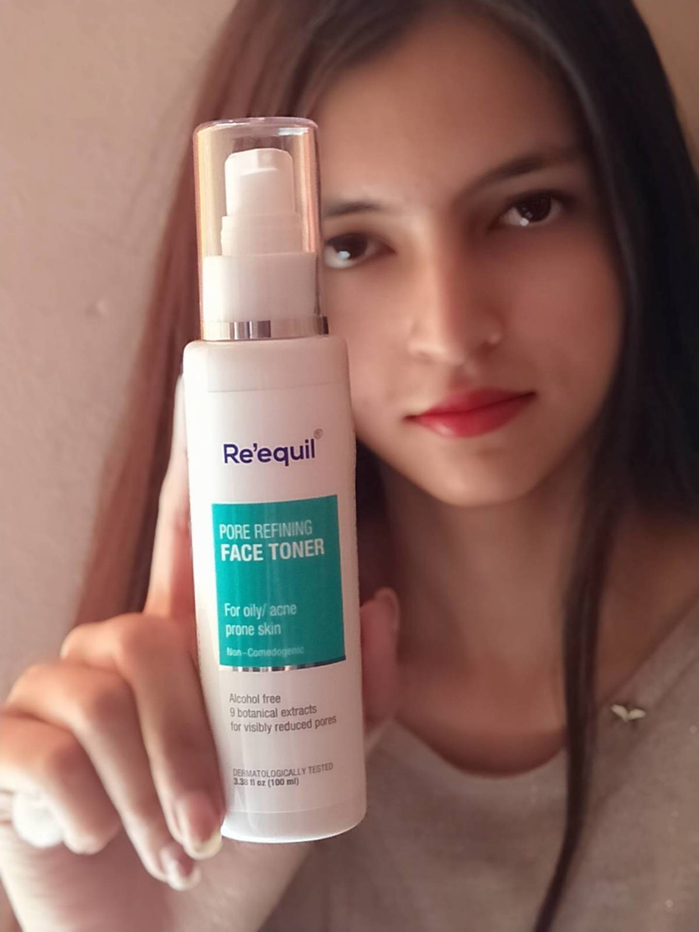 Re'equil -Face Toner ,Dandruff control shampoo & Sunscreen review image