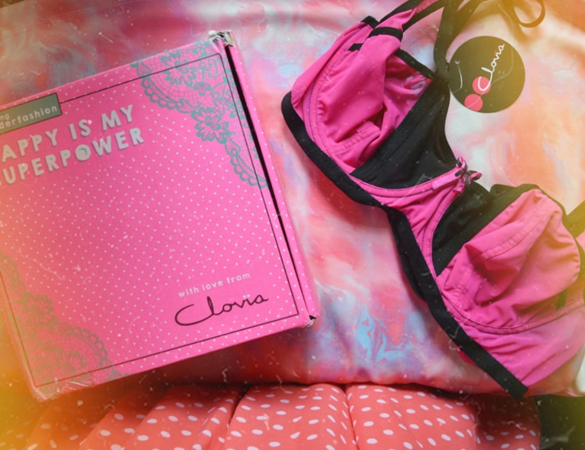 Clovia Lingerie Haul + Review! image