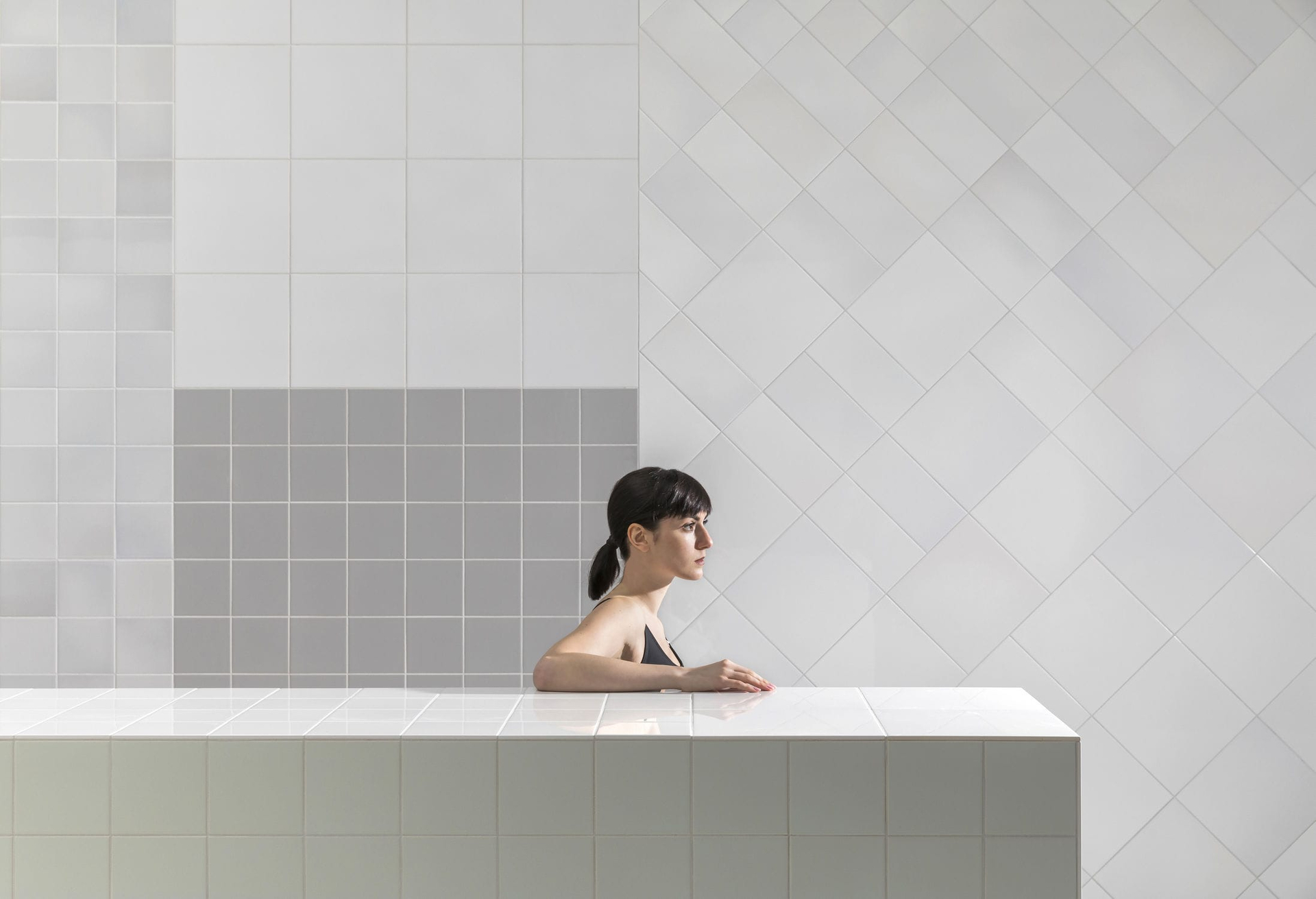 Where to Start Tiling Walls image
