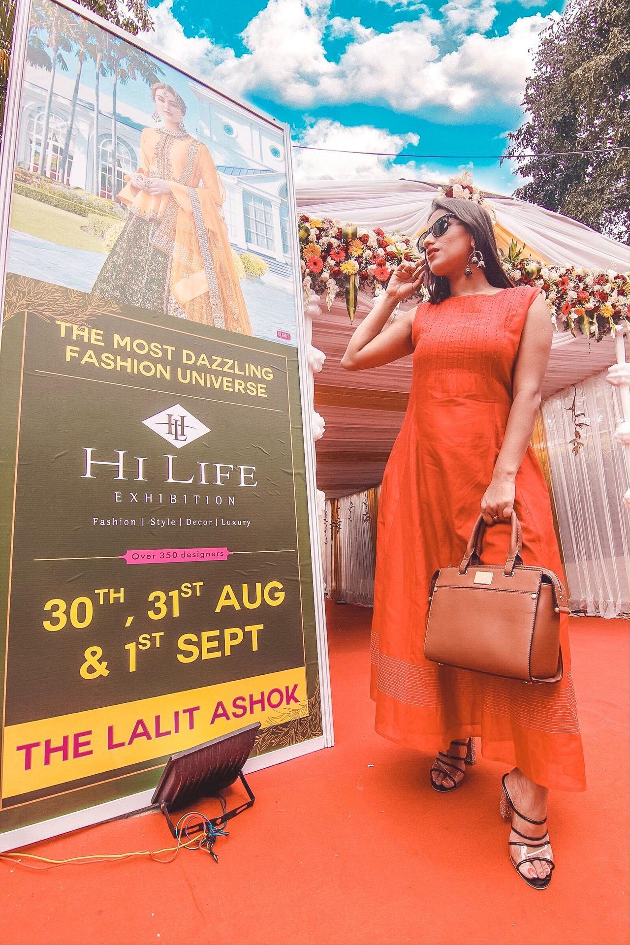Hi Life Exhibitions |Lalit Ashok, Bangalore  image