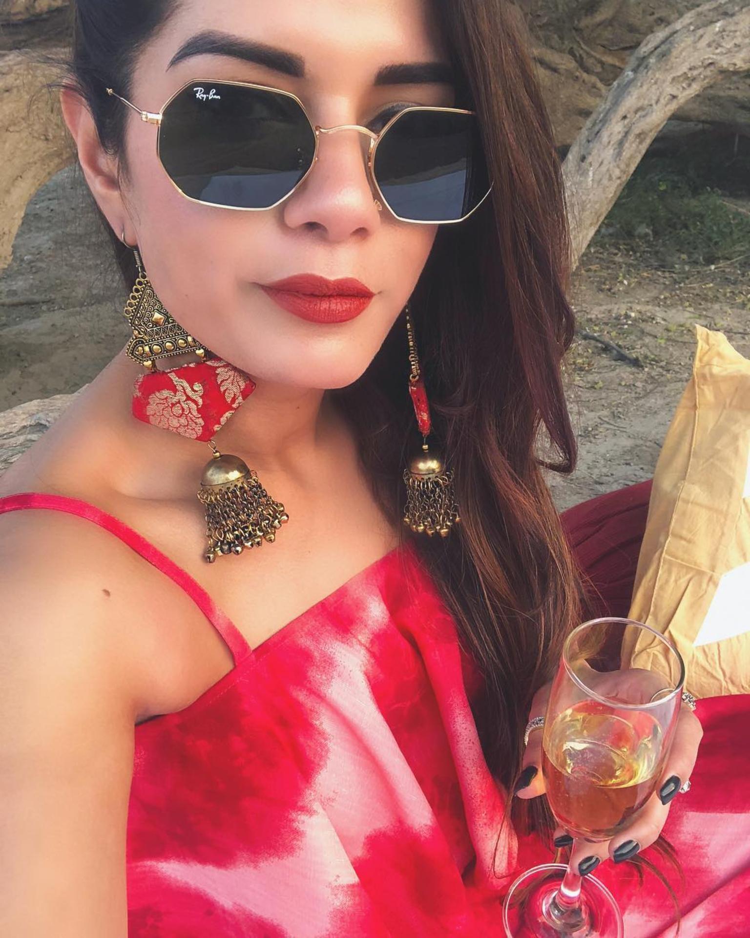 The Jessica Pancholi - Pallavi
