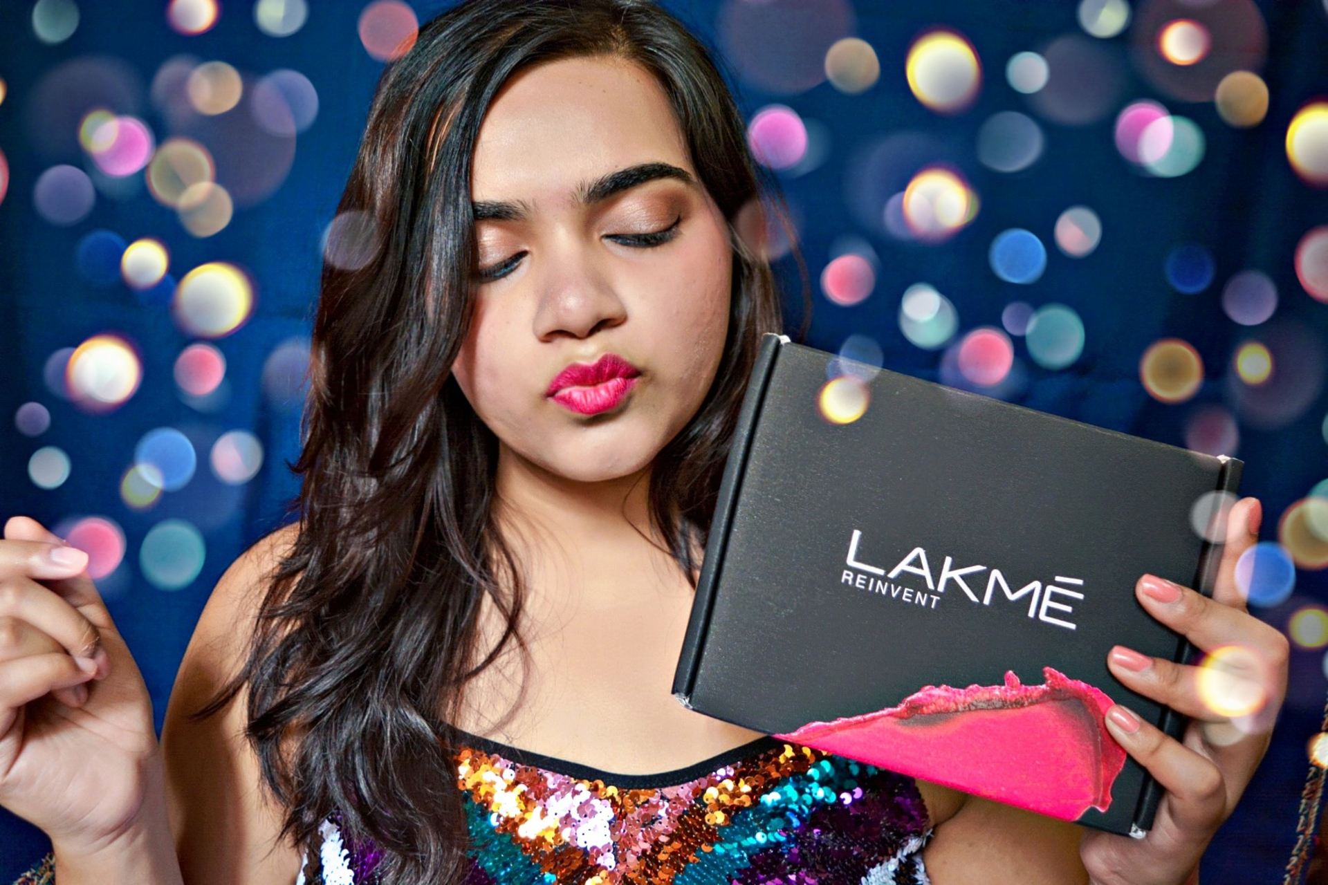 Lakme Makeup Look + First Impressions! image