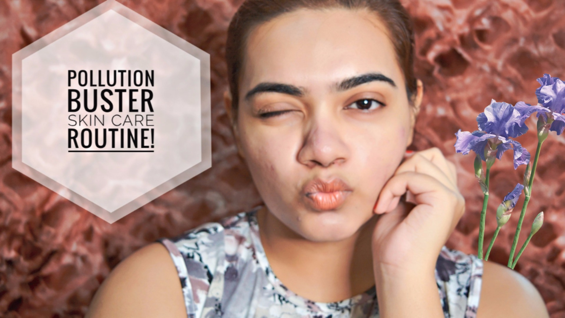 Pollution Buster Skincare Routine! image