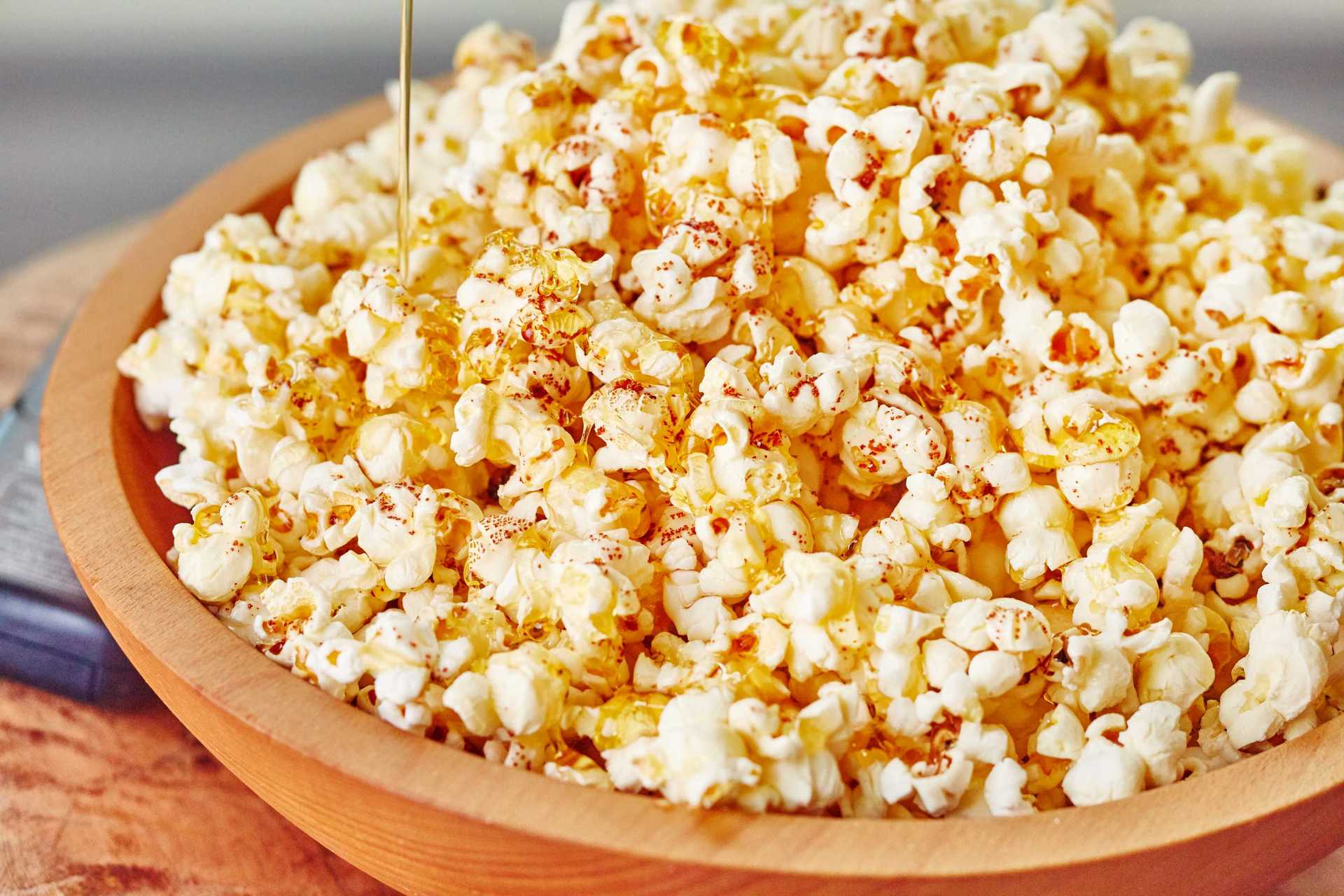 5 Reasons Why Popcorn Is Healthy & Nutritious Snack image