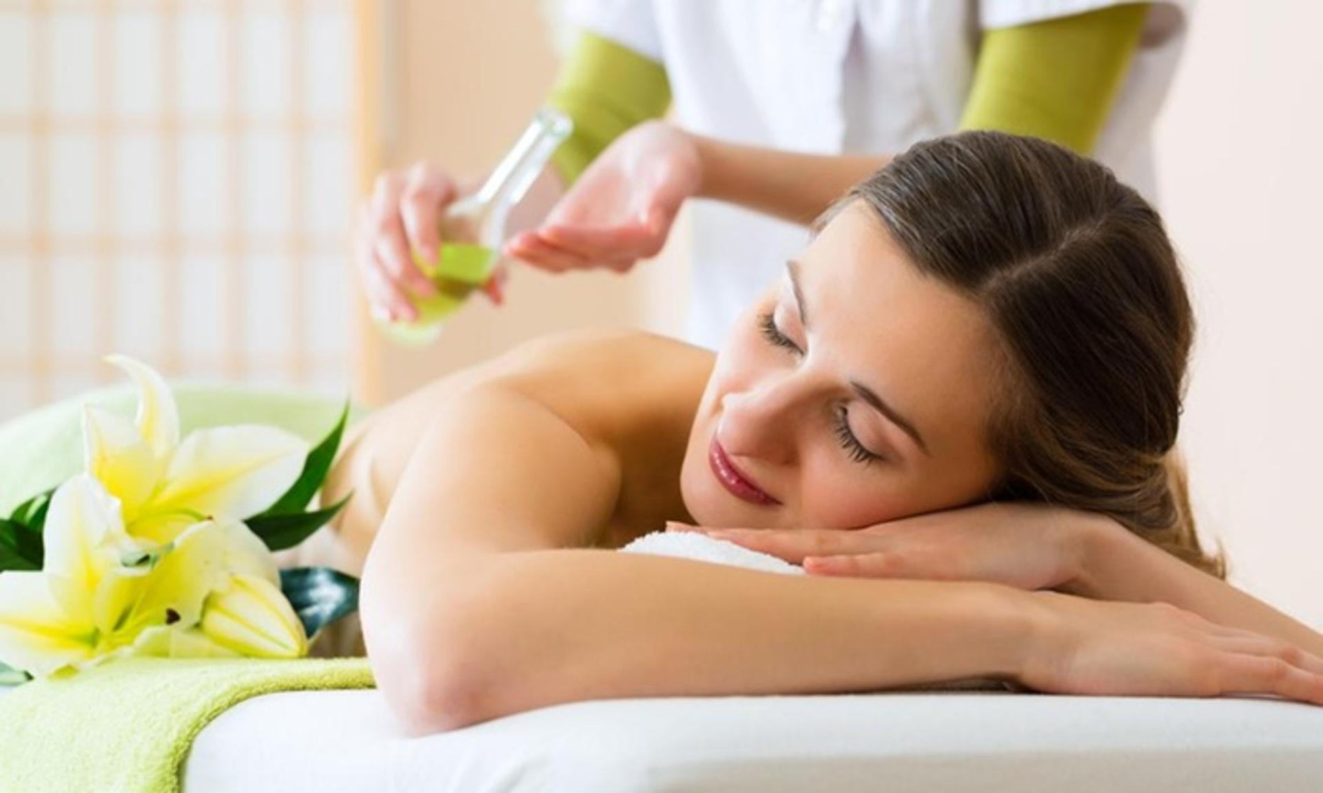 Massage: Removing the Stresses of Life image