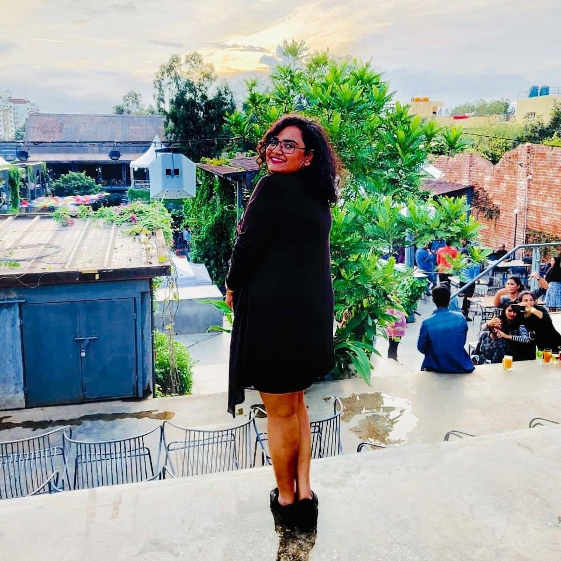 Chandni Galagali Profile Pic