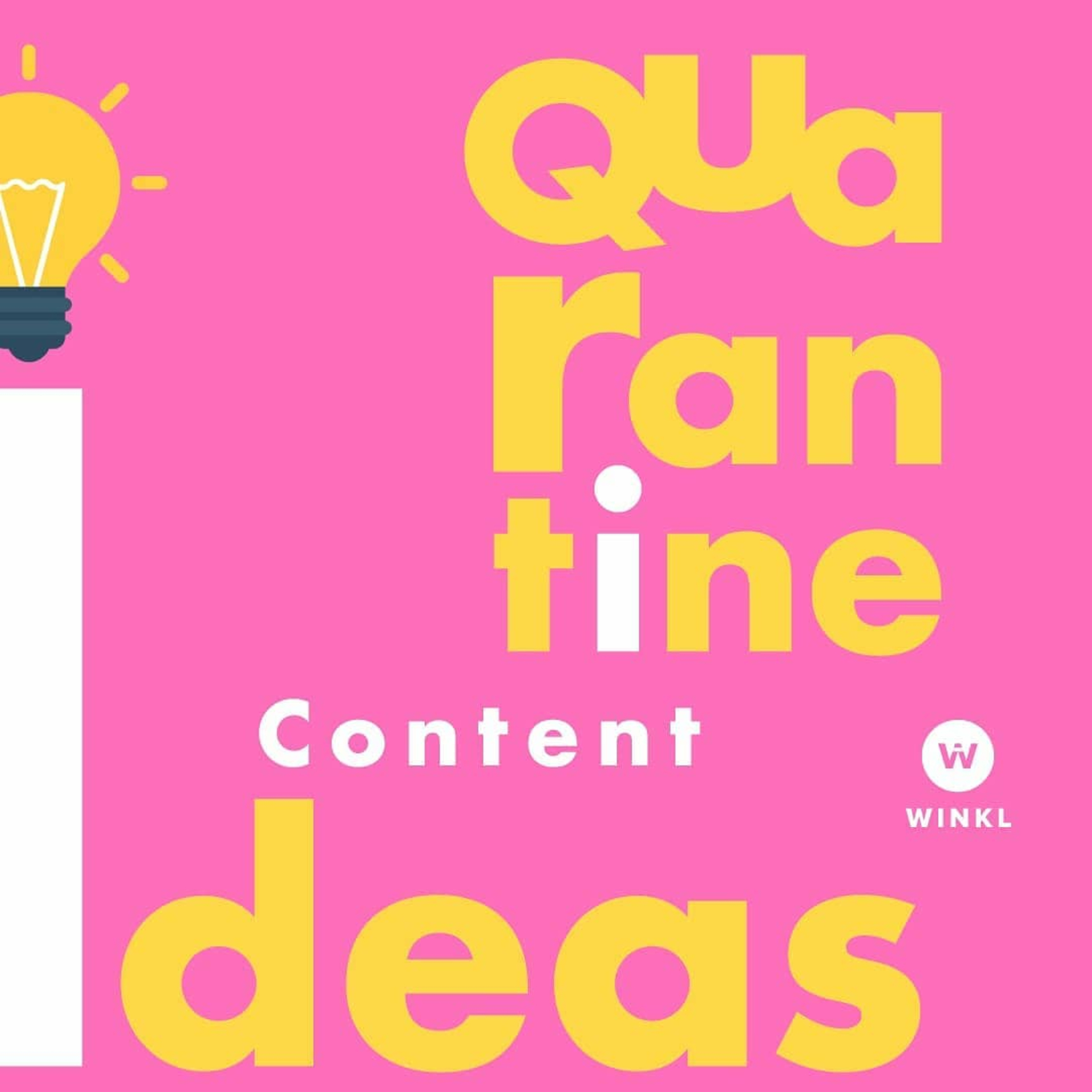 Quarantine Content Ideas Which You Can Create From Home! image