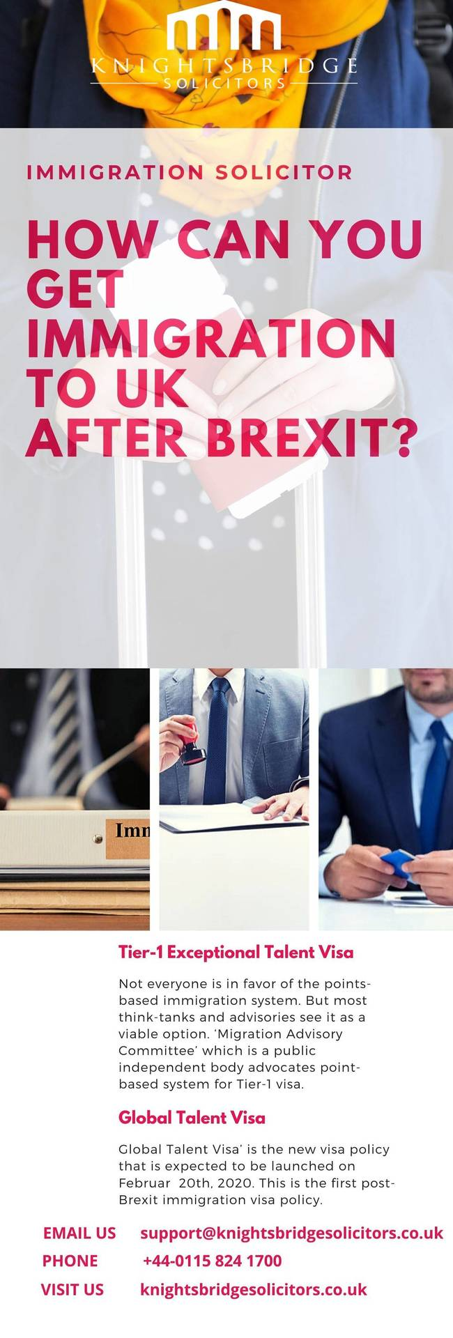 How Can You Get Immigration to UK after Brexit? image