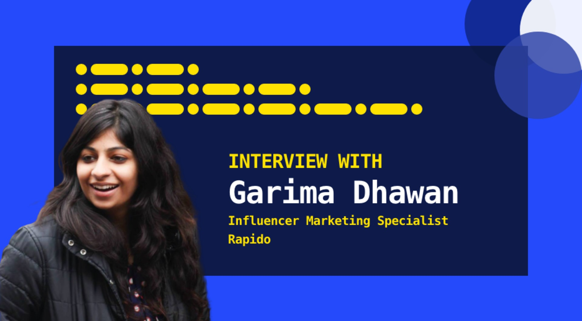 Here's how Garima leveraged influencer marketing to drive a social message  image