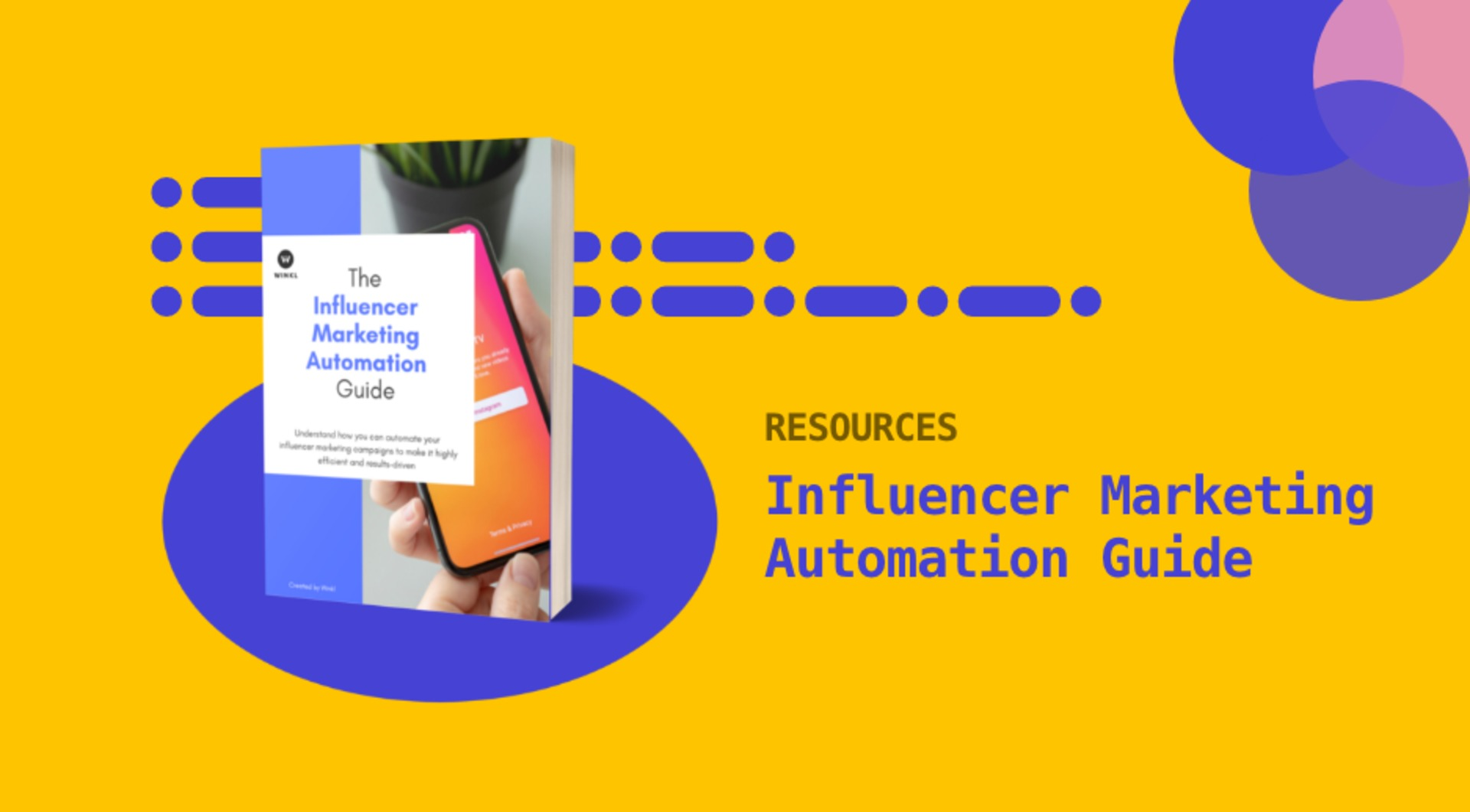 The Influencer Marketing Automation Guide image