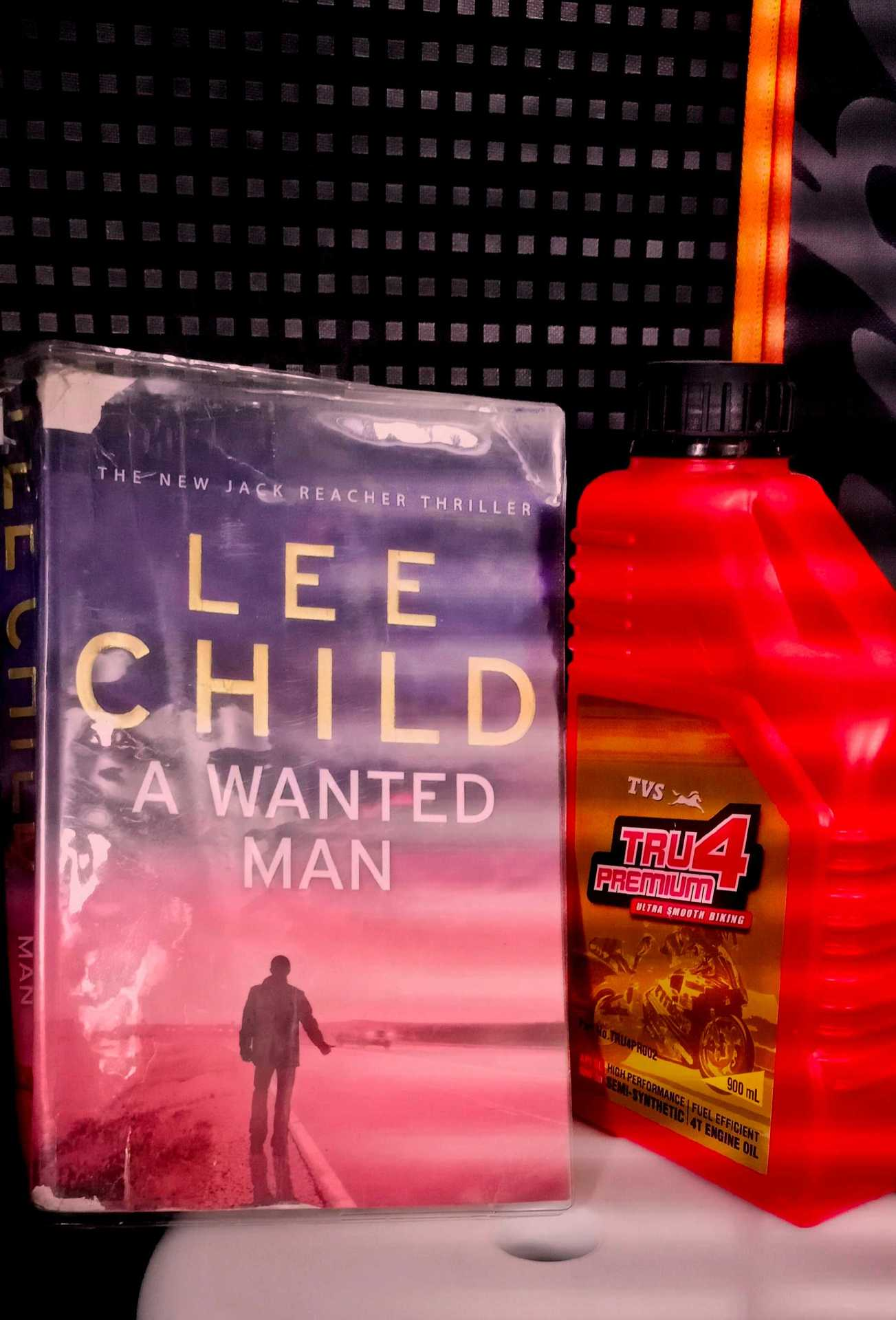 A Wanted Man- Lee Child image