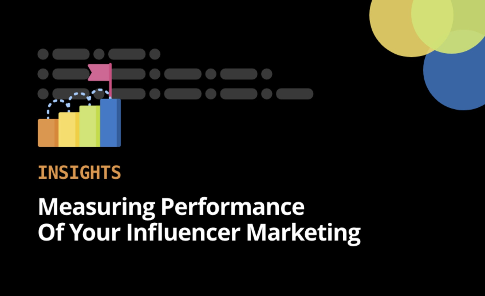 Is your Influencer Marketing Campaign giving results? Find out! image