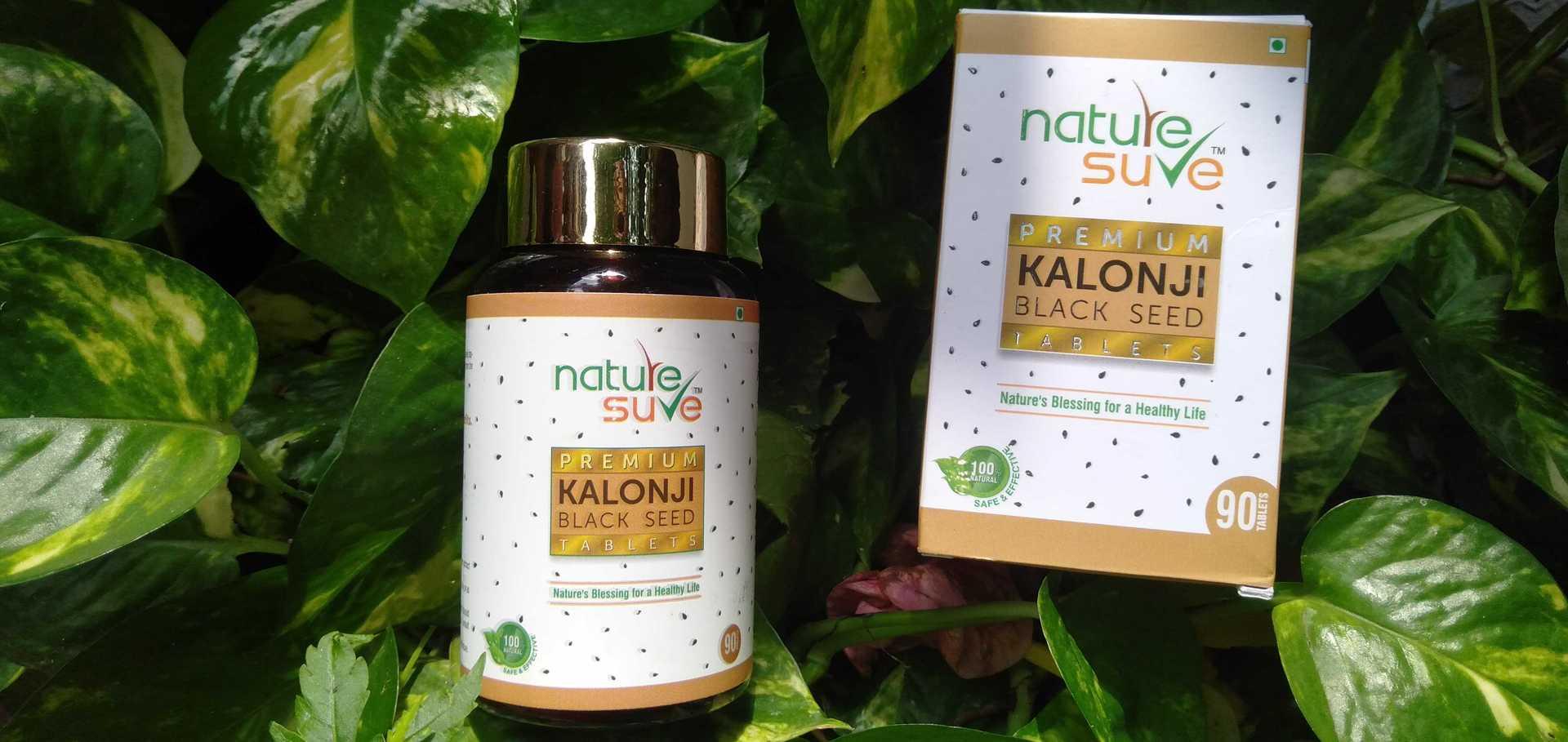 Nature sure - Kalonji tablet image