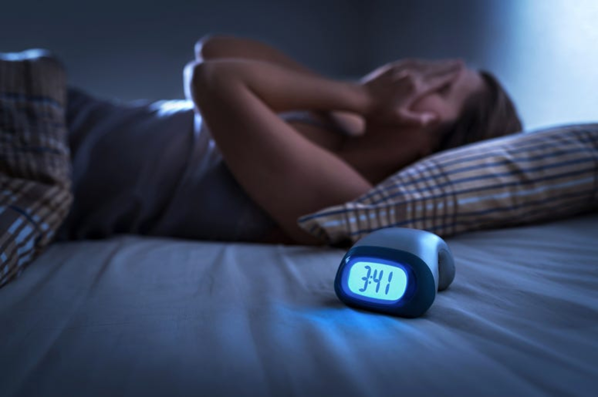 What is the Main Cause of Insomnia? image