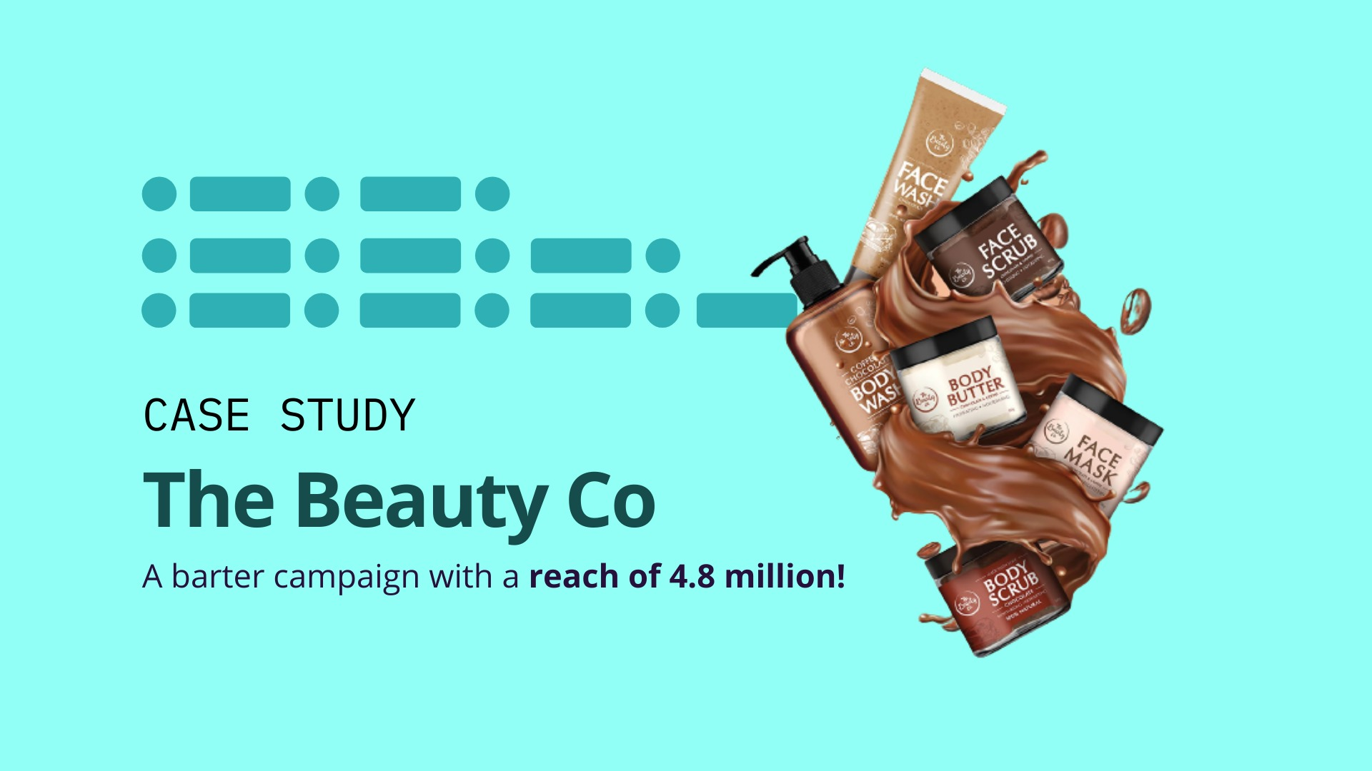 How The Beauty Co. reached 4.8M people with a barter influencer campaign image