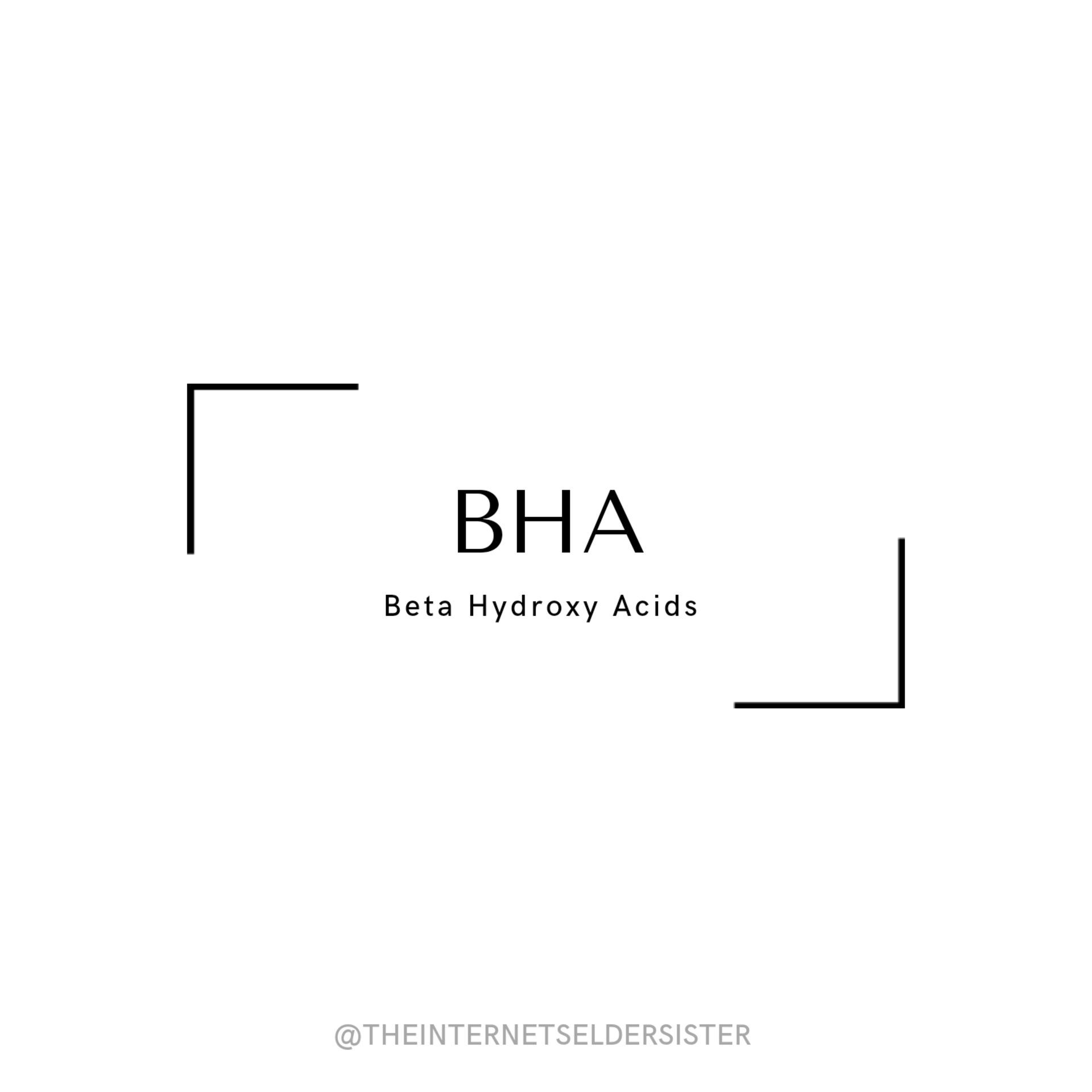Beta beth jao, Beta hydroxy Acids aaye he image